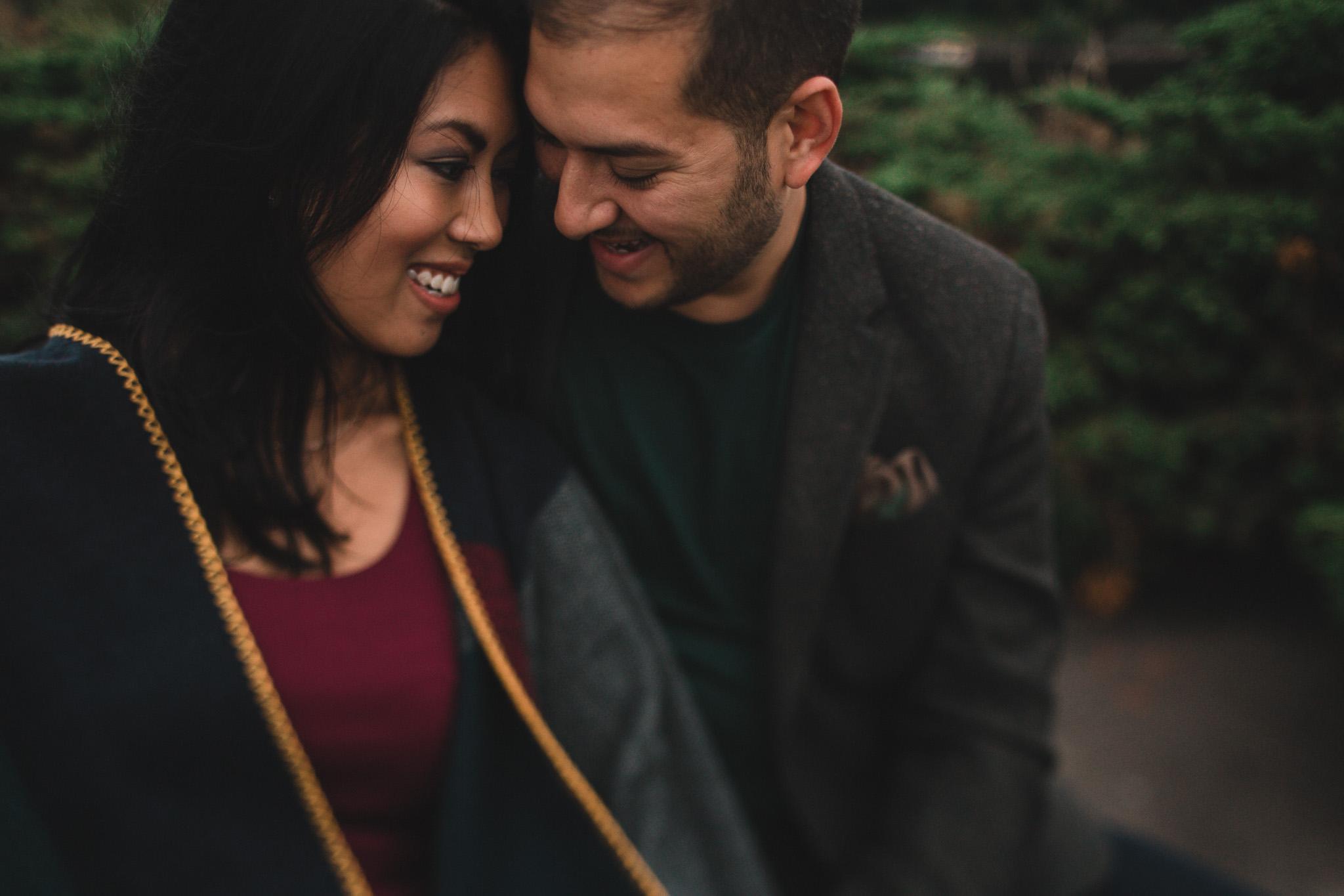 Romantic and Intimate Wedding Photography, Ottawa