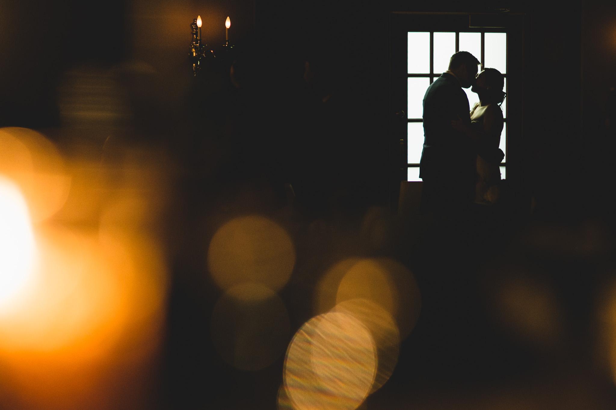 couple sharing a moment at wedding jonathan kuhn