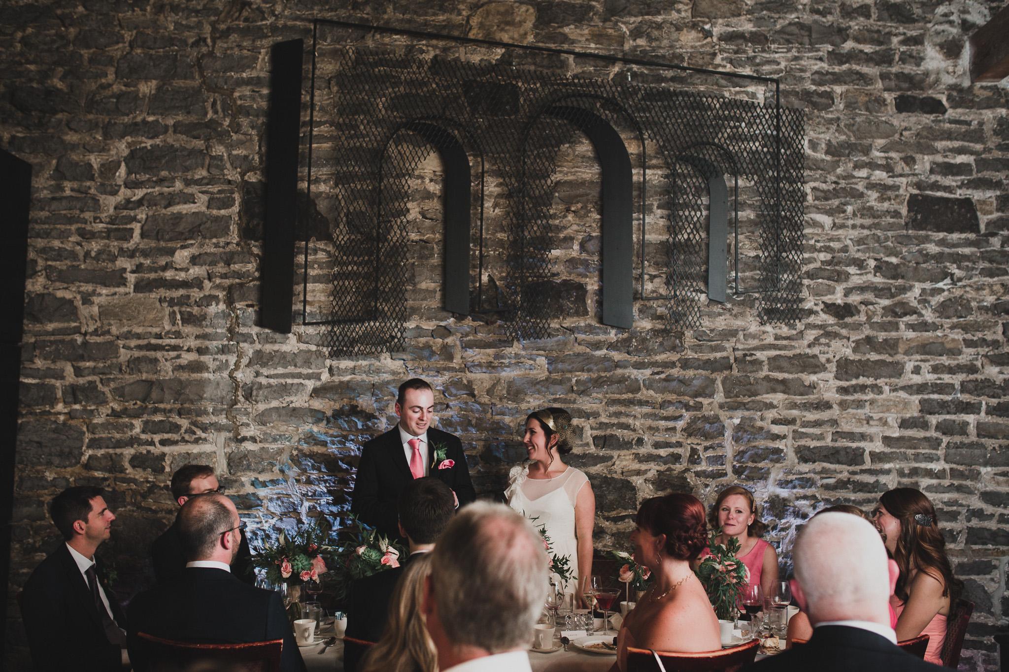 Courtyard Restaurant Wedding