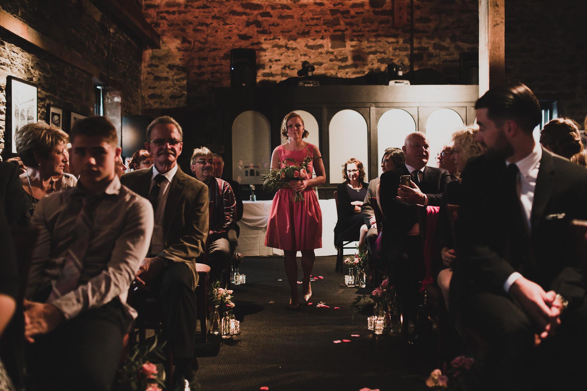 Intimate Wedding, Heritage, Perth Ontario