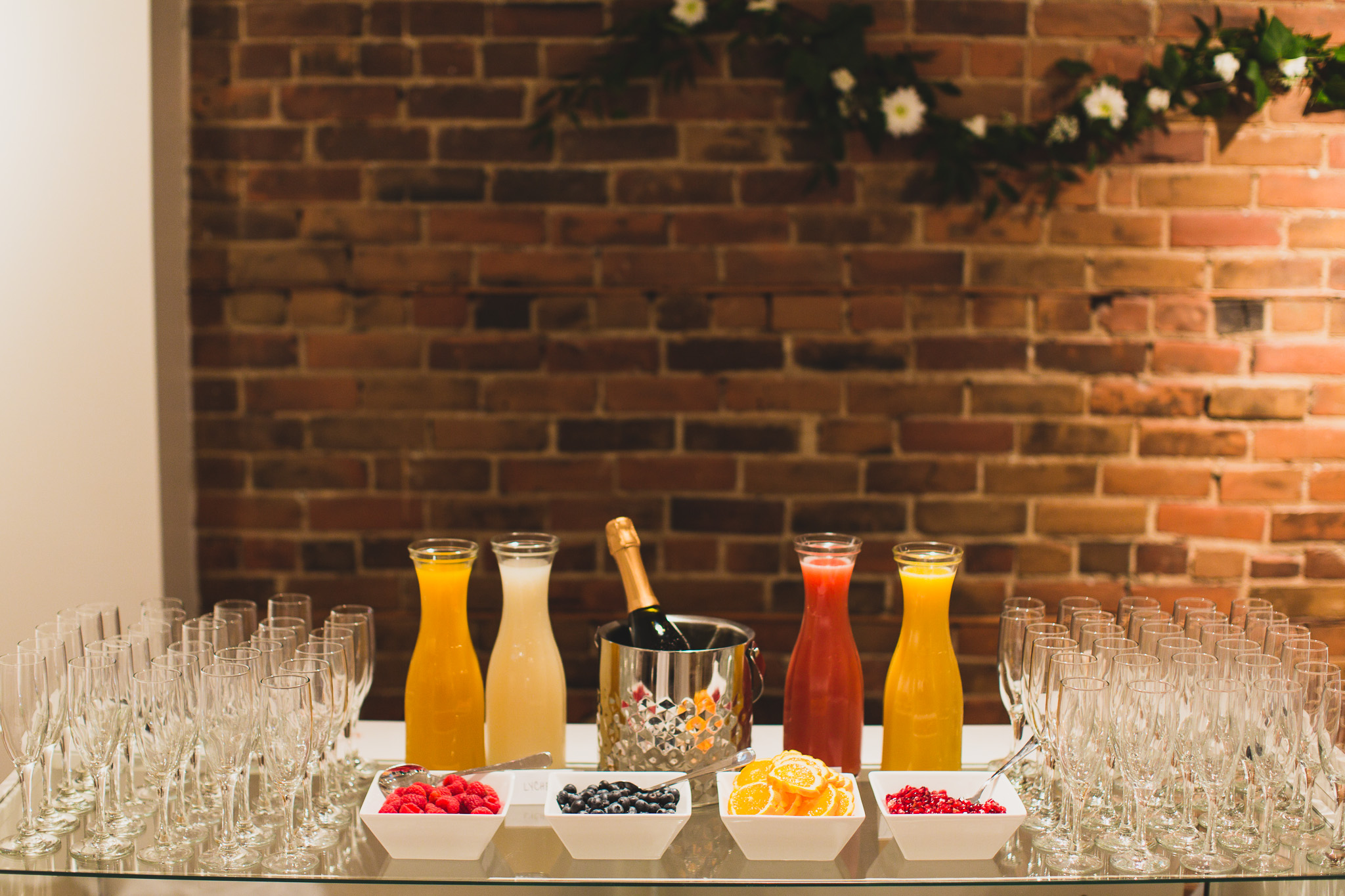 Ottawa Wedding Photographer, Mimosa Bar