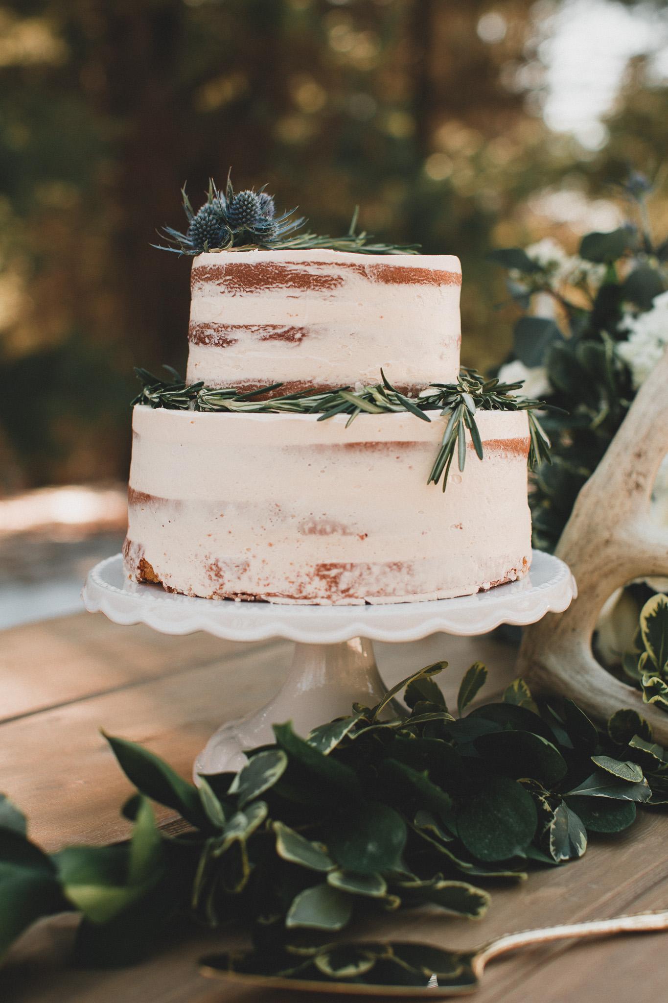 Naked Cake Styles Ottawa