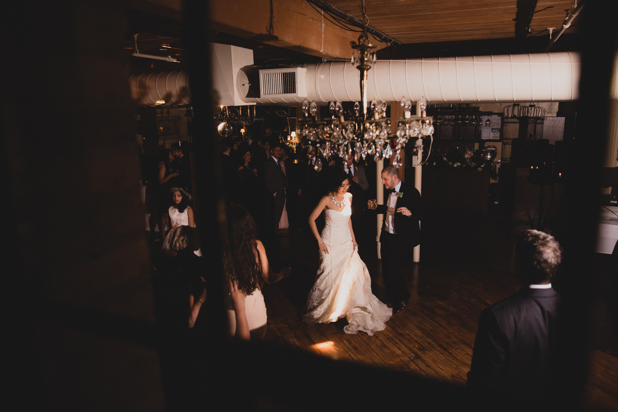 The Fifth Wedding Venue Dance