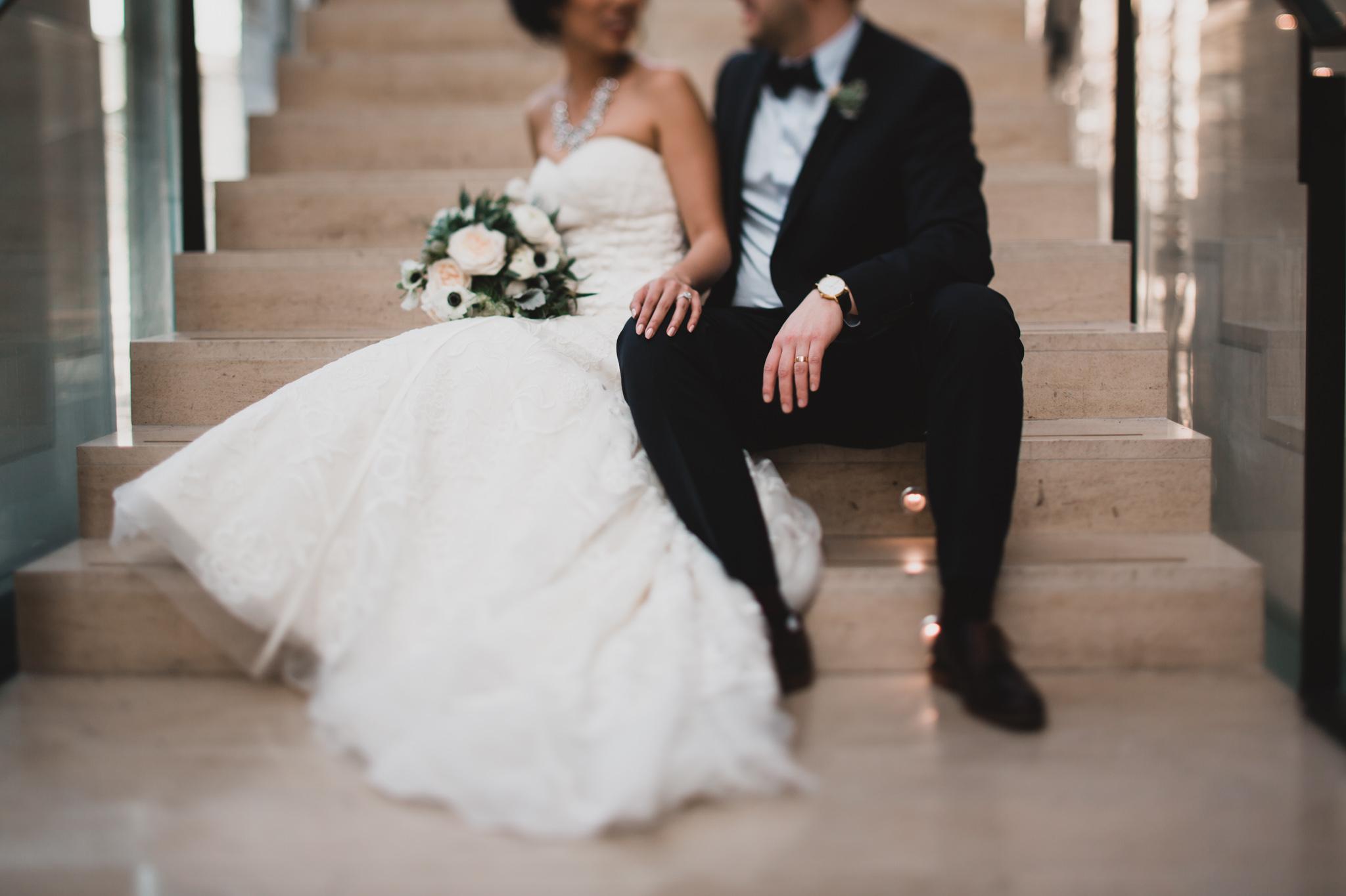 Creative Tilt Shit Wedding Eastern Ontario