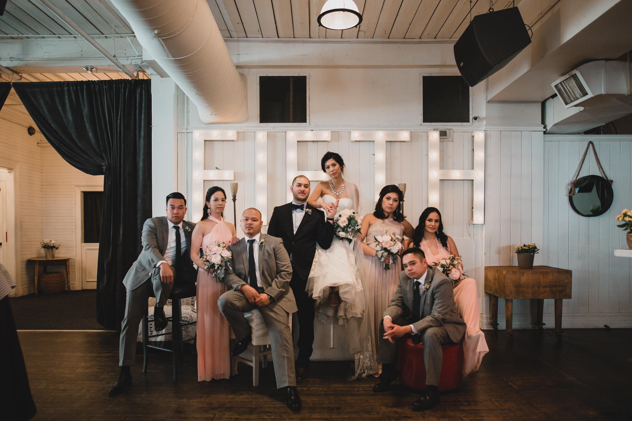 The Fifth Toronto Wedding