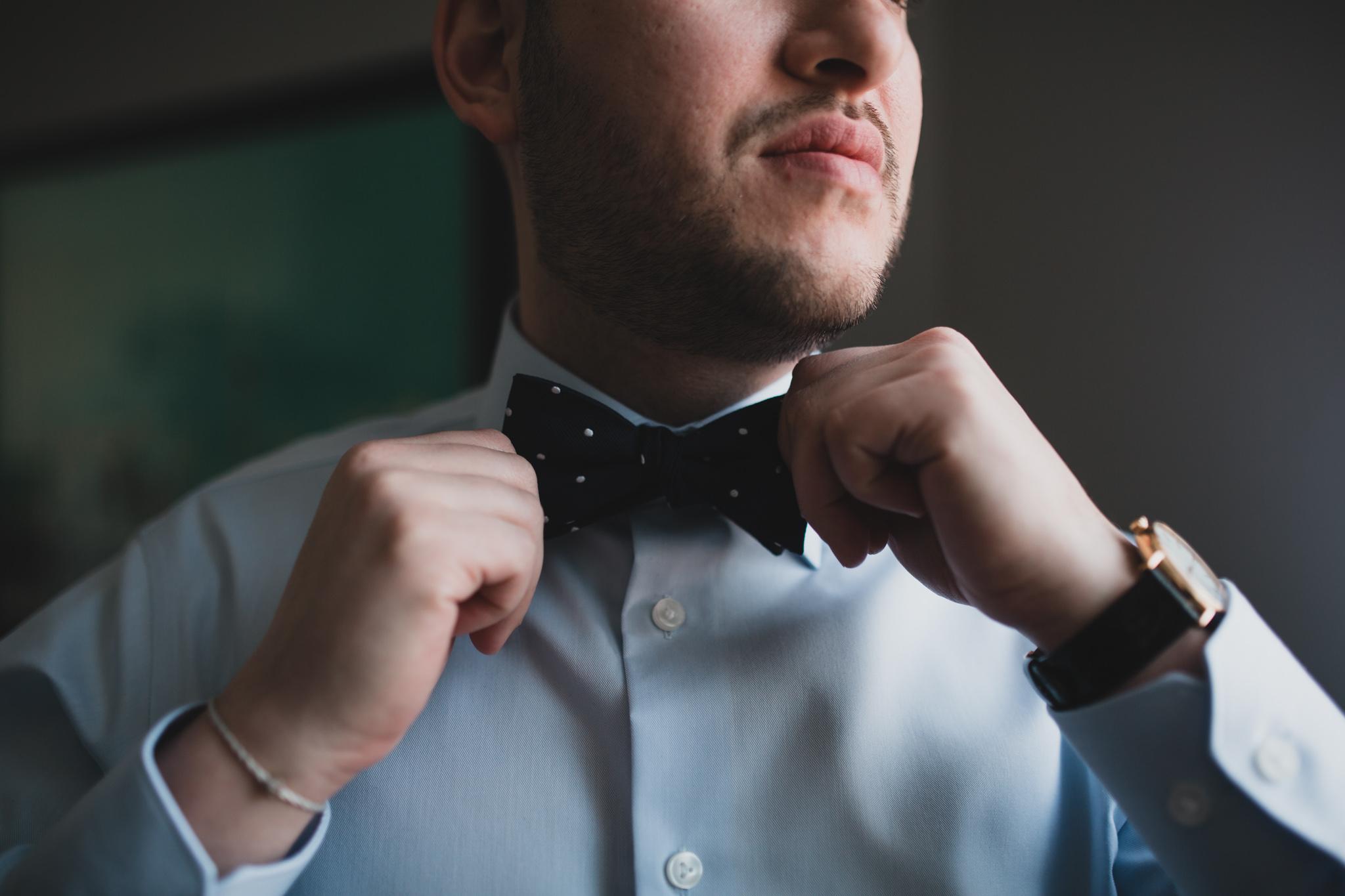 Groom Getting Ready, Wedding Details