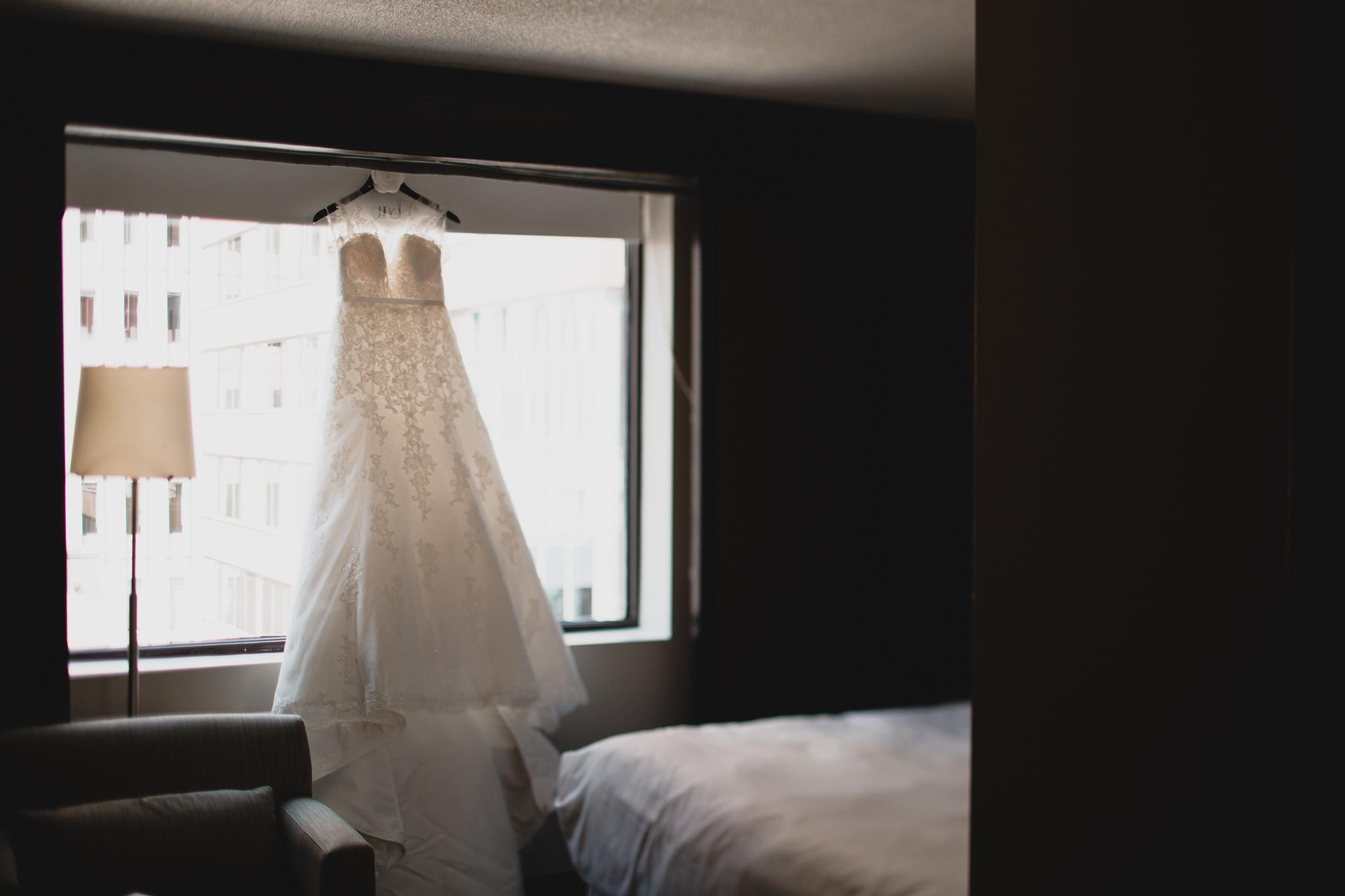 Arc the Hotel Ottawa Wedding Hotel