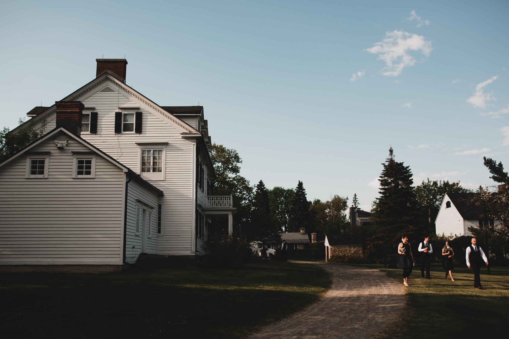 Billings Bridge Museum, Wedding Venue