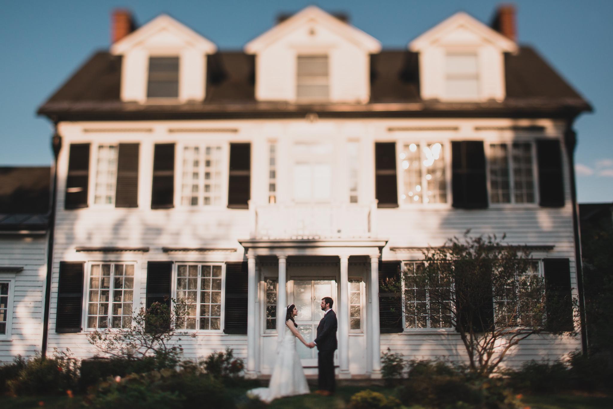 Ottawa outdoor wedding venues, Museum, Billings estate