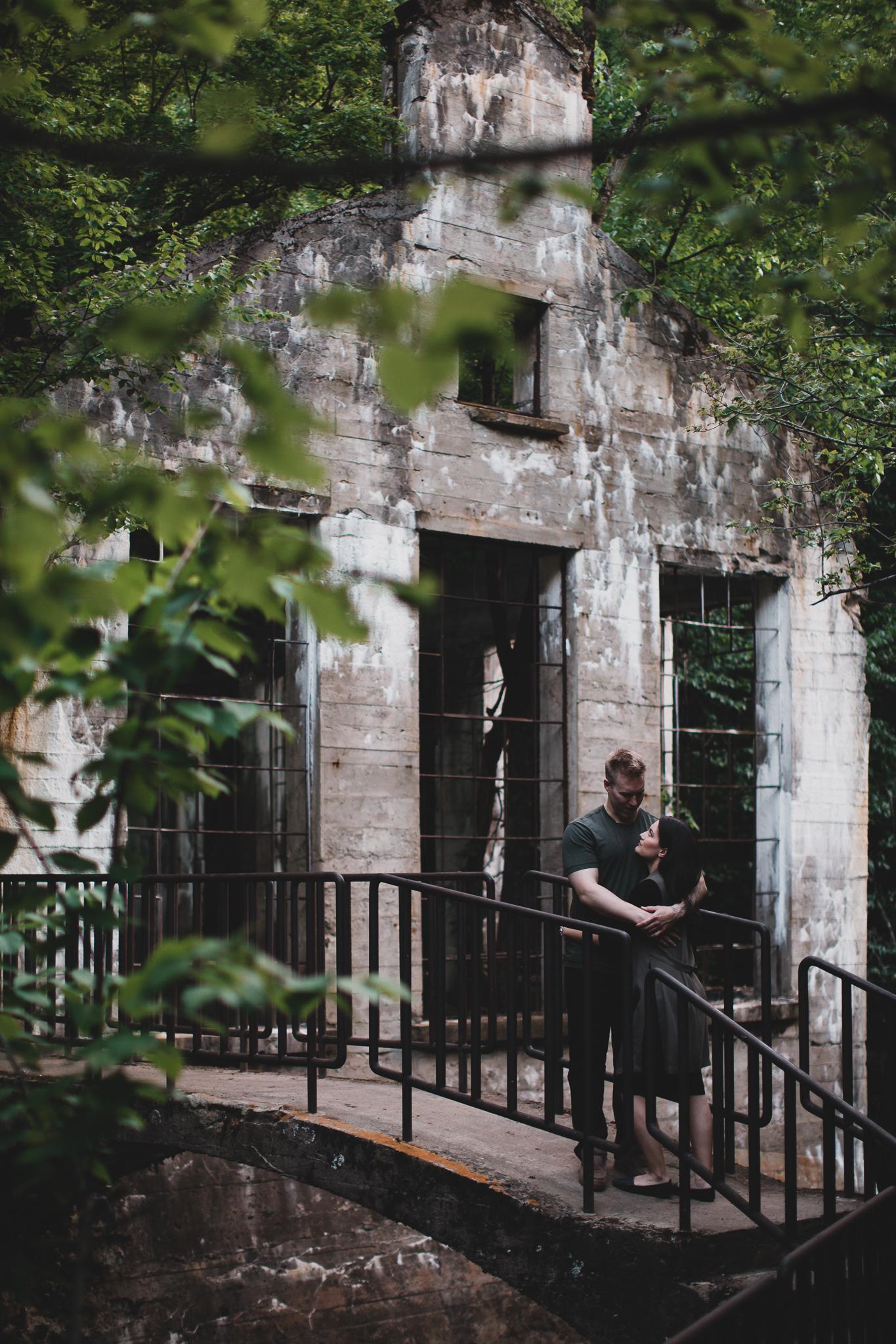 Wilson Ruins Gatineau Park