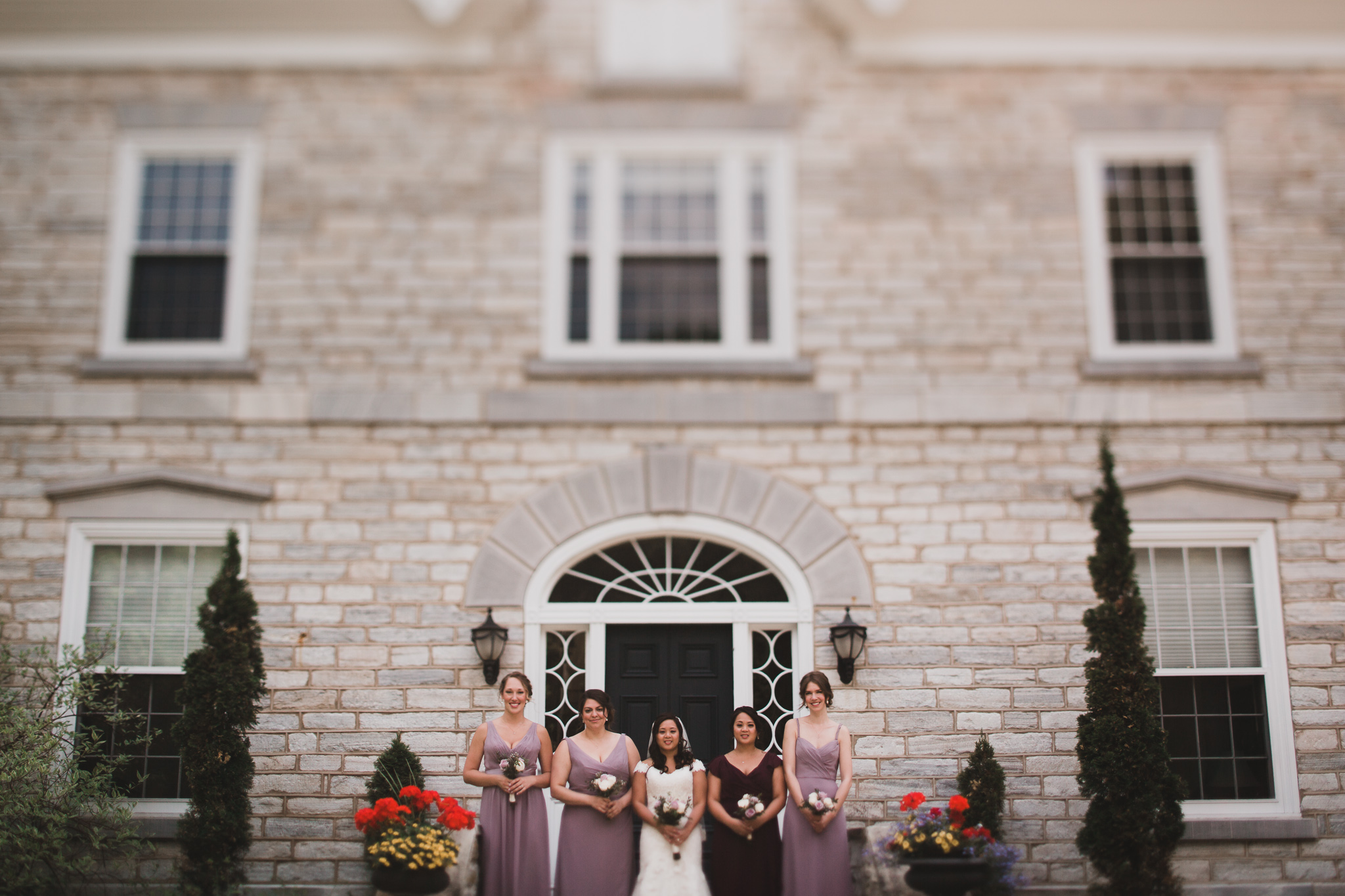 Clyde Hall Lanark Ontario Wedding