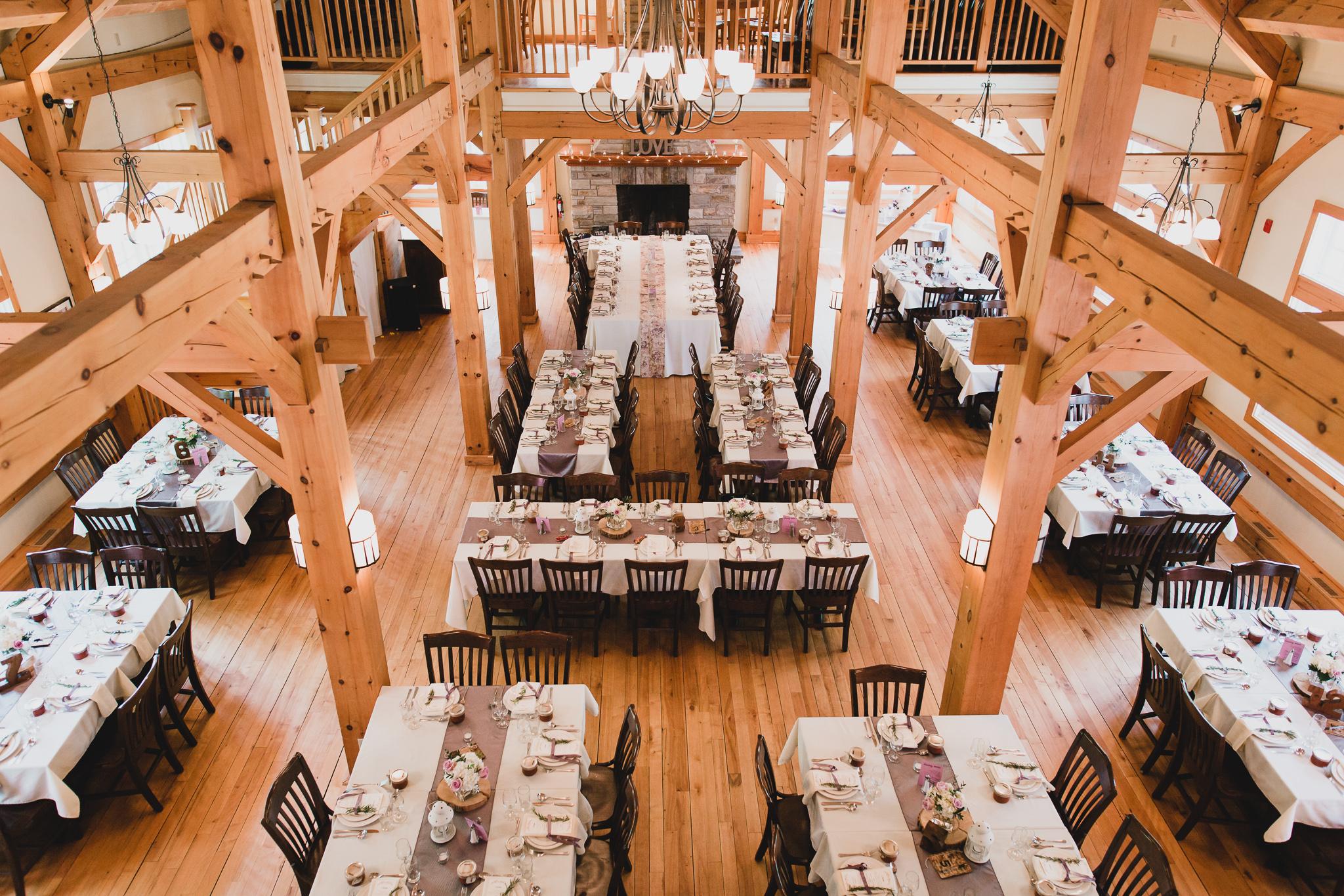 Temple's Sugar Bush Wedding Venue