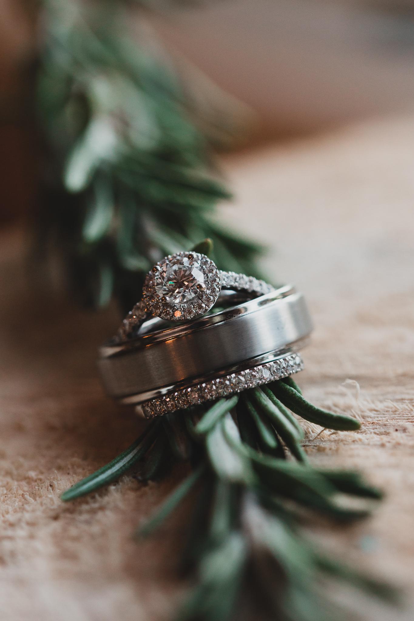 Modern details photos, wedding