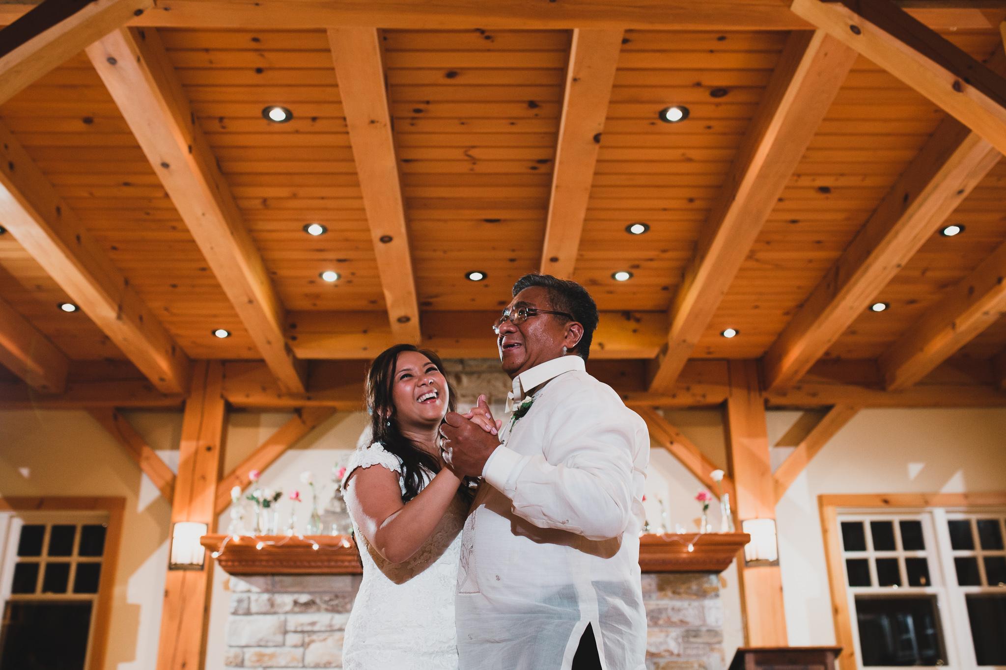 Casual Ottawa area wedding venues