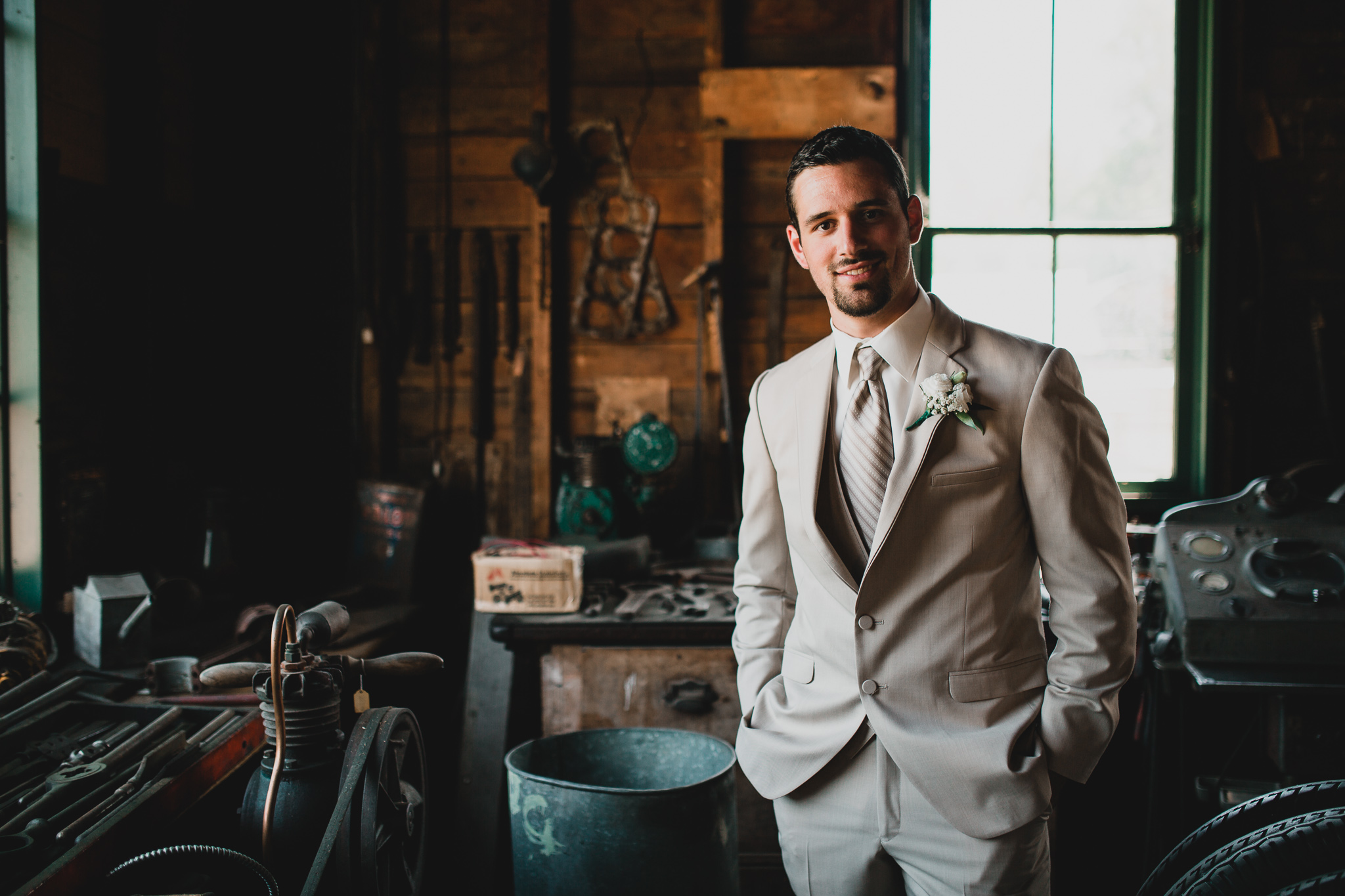 Cumberland Museum Wedding Venue