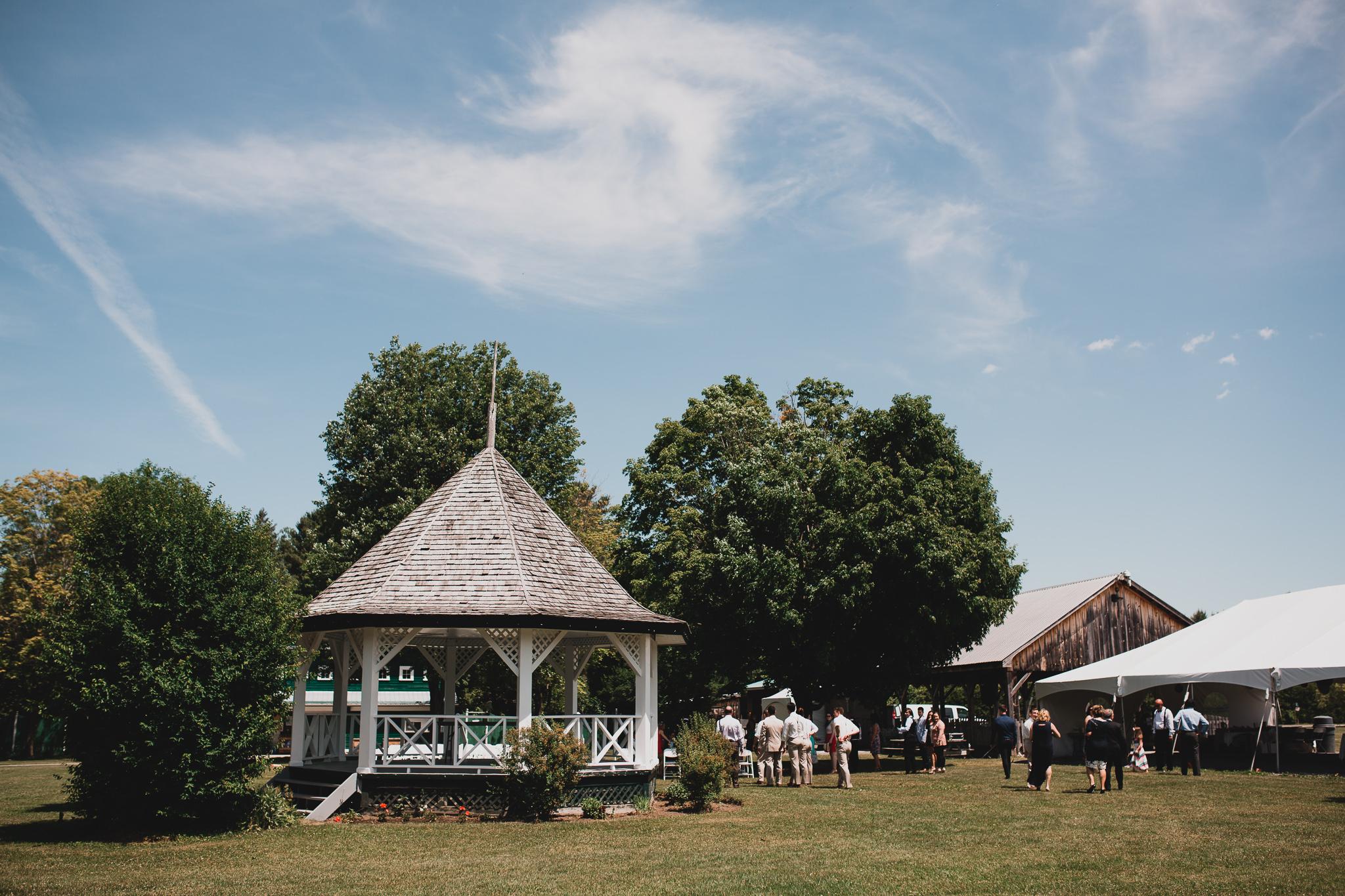 Cumberland Heritage Village Museum Wedding Venue