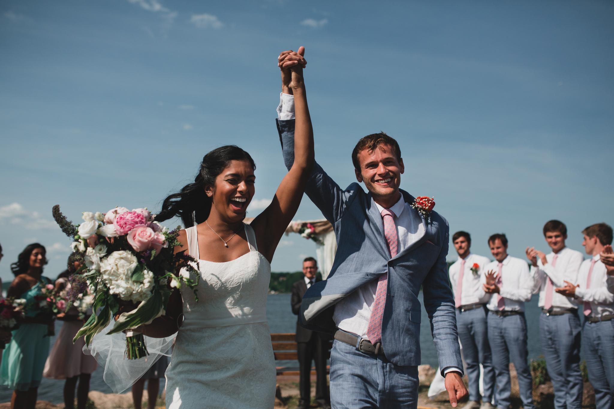 Hudson and Montreal Ottawa Wedding Photos