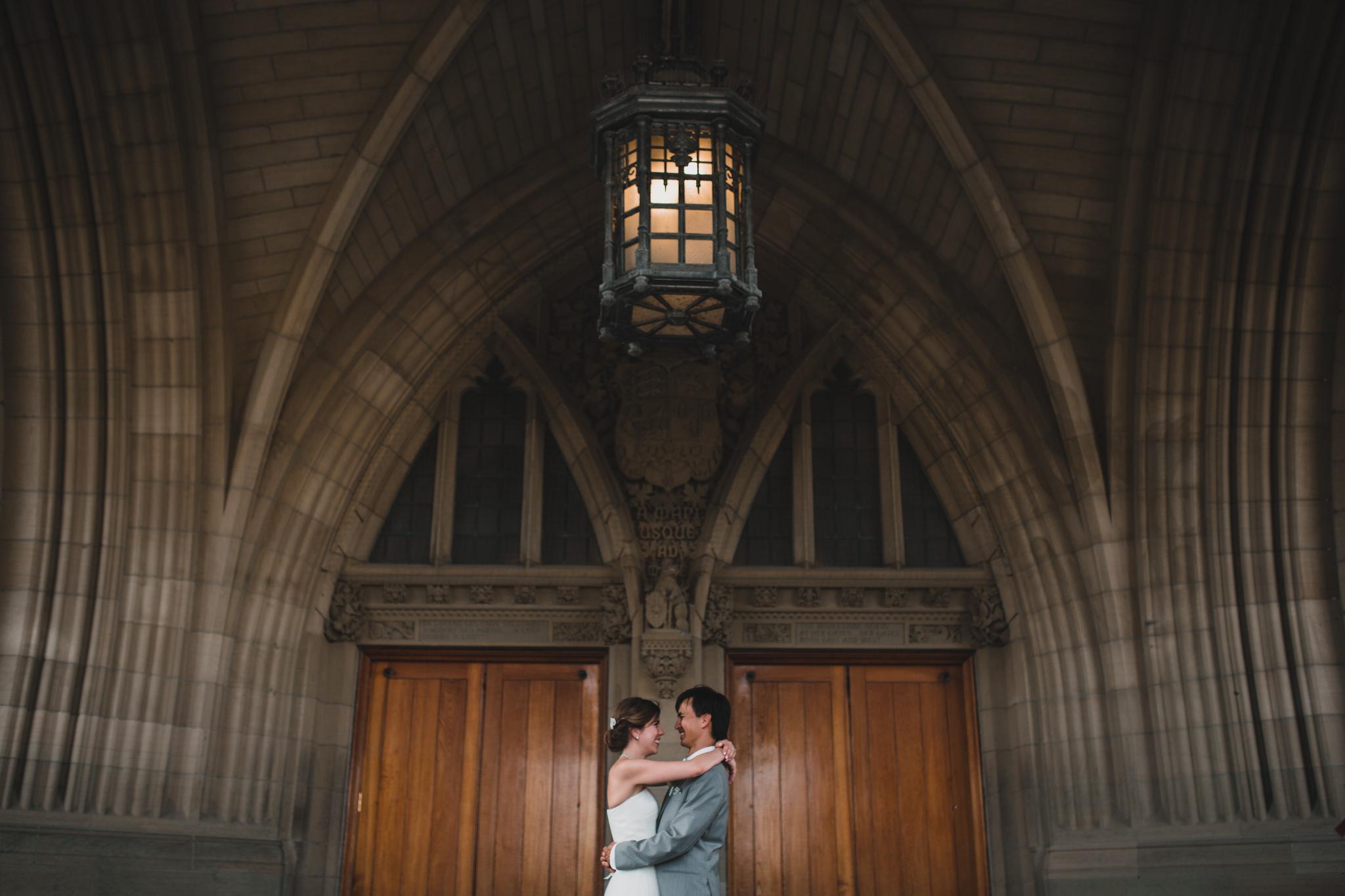 Ottawa Parliament, Centre Block Wedding