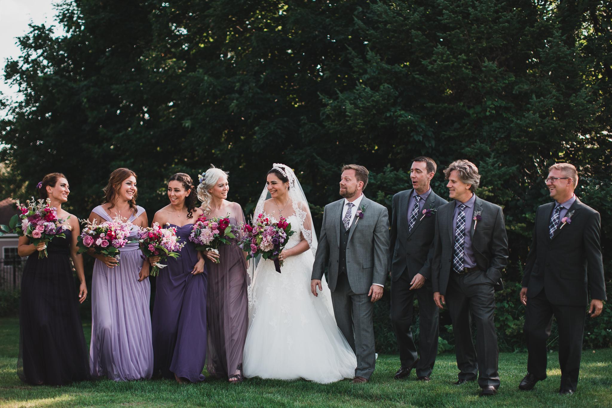 Satin & Snow Ottawa Wedding Planner