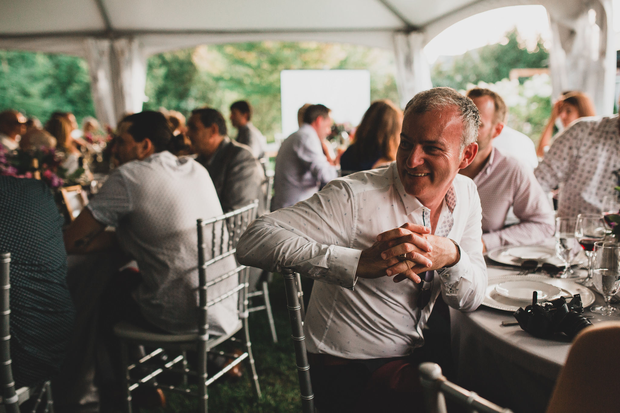 Wedding reception coverage
