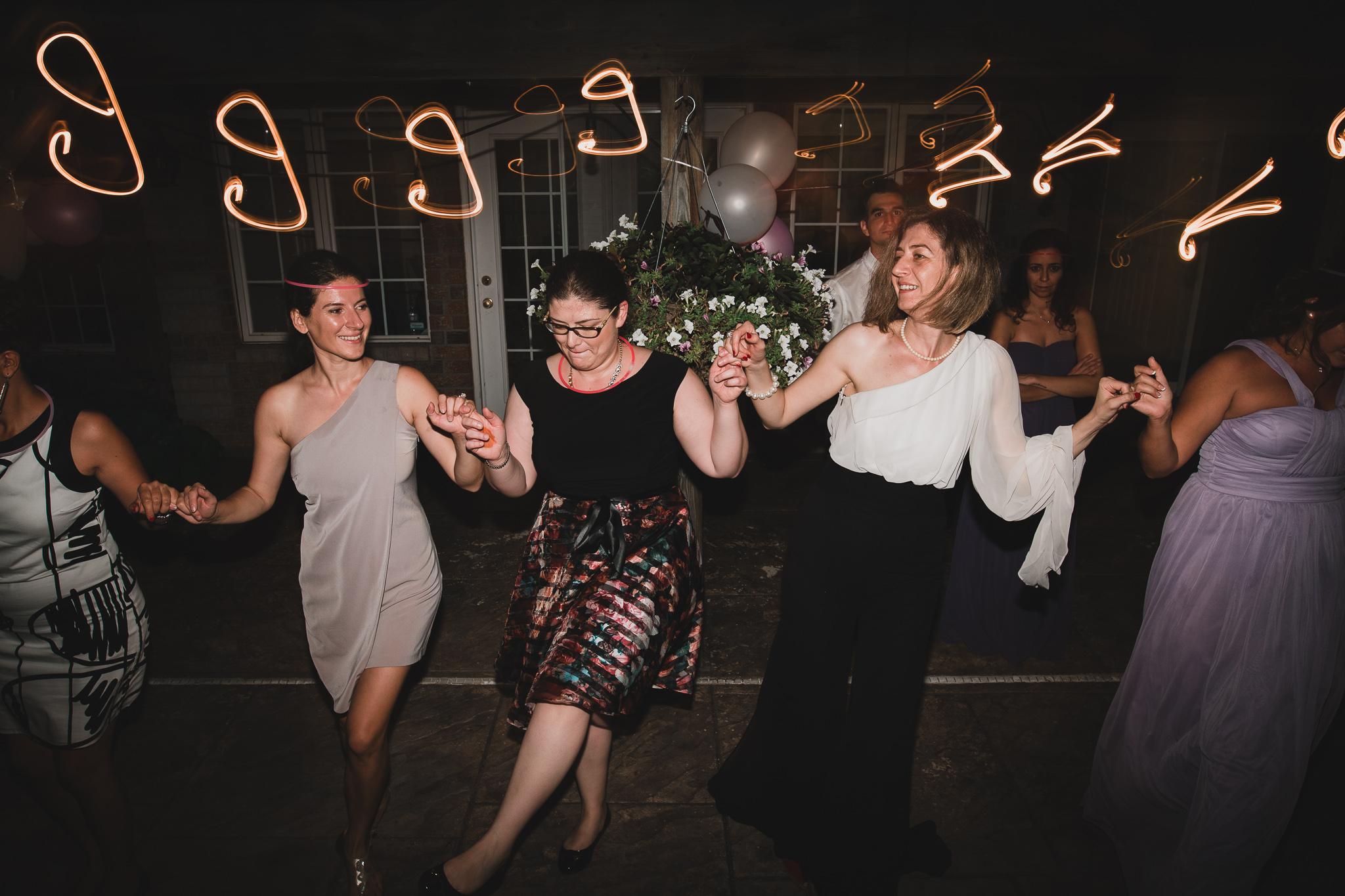 Alternative, moody wedding photos in Ottawa, Carleton Place