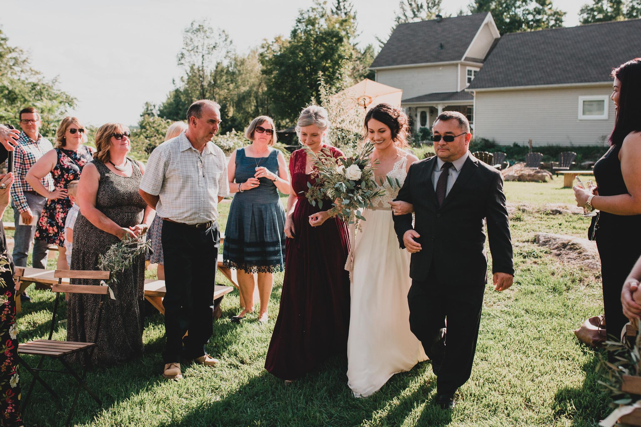 Adelina Design Wedding Ceremony