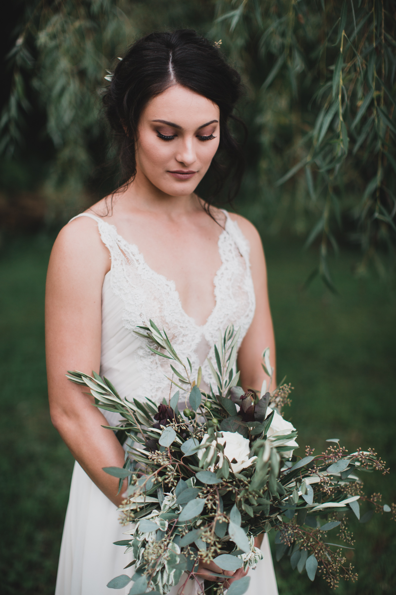 Romantic Wedding, Truvelle Gown
