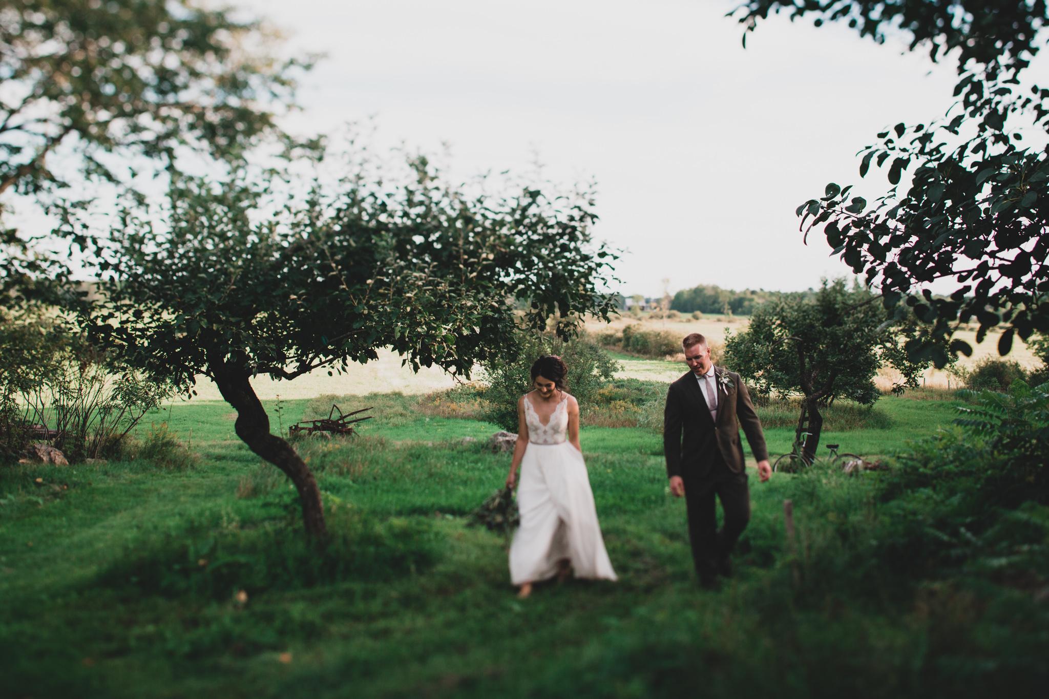 Val des Monts Wedding Venue, Rustic