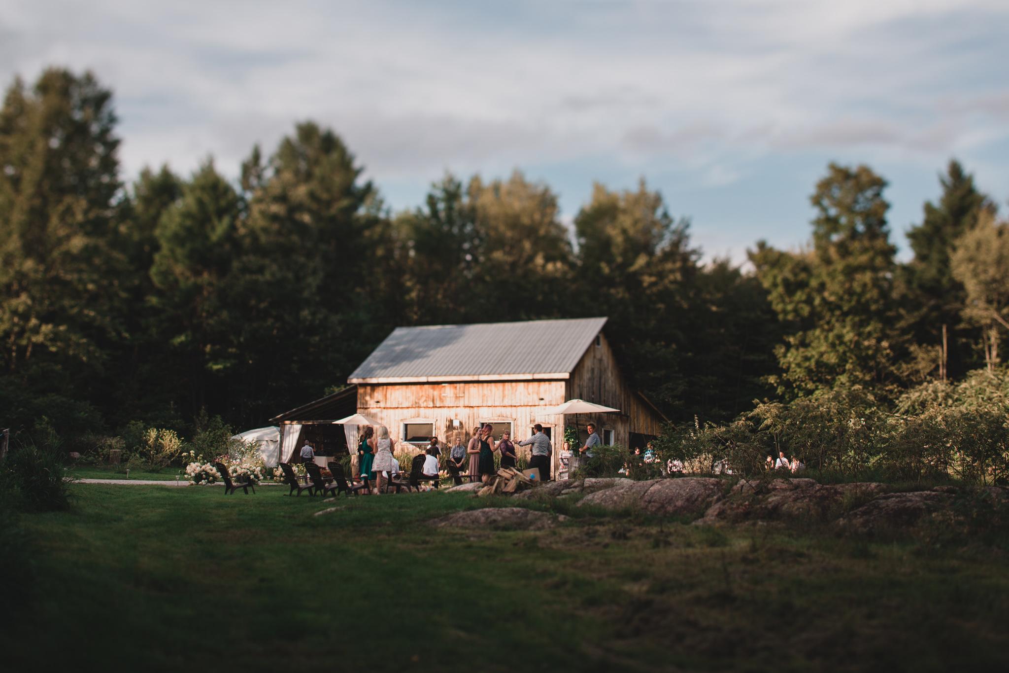 Rustic Wedding Venues in Gatineau, Wakefield, Chelsea