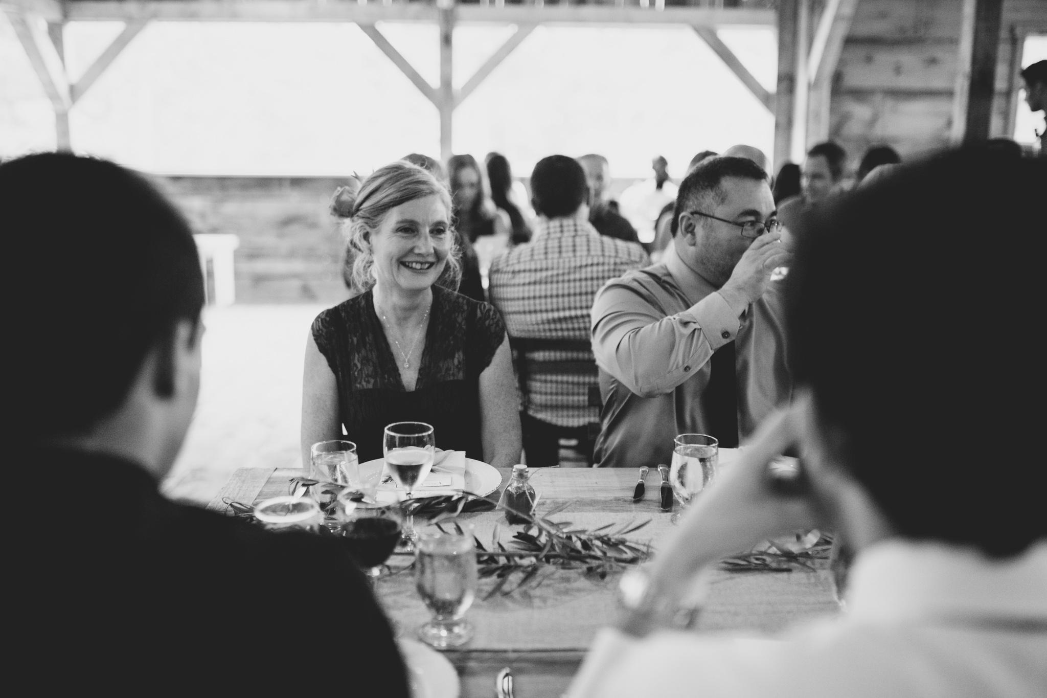 Candid Ottawa Wedding Photograph