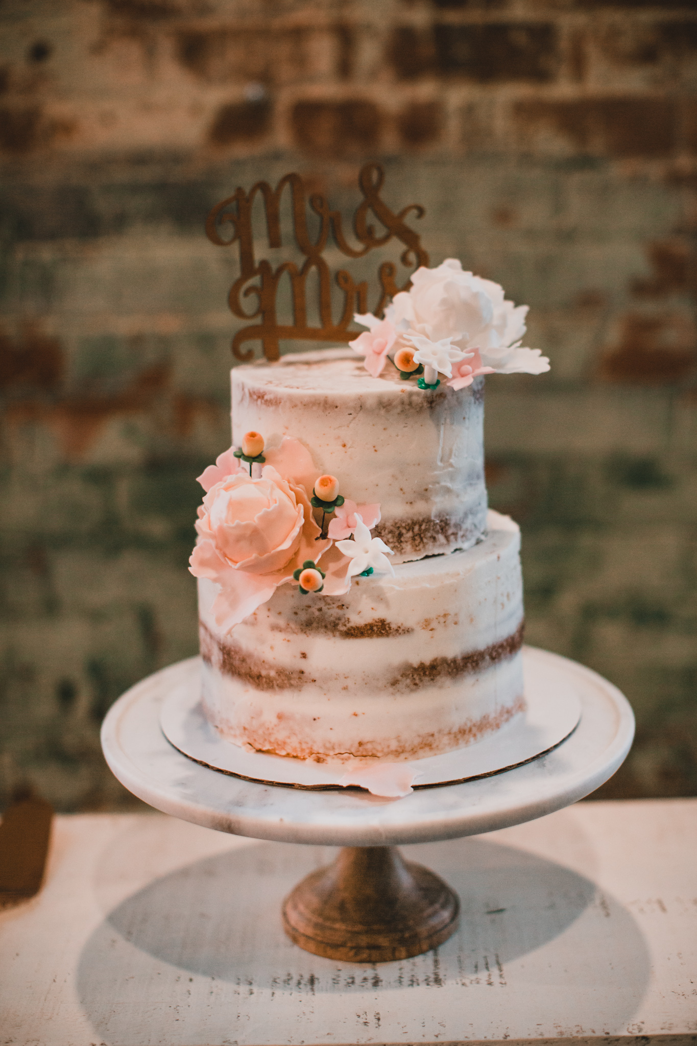 Bake Mob Ottawa Wedding Cake