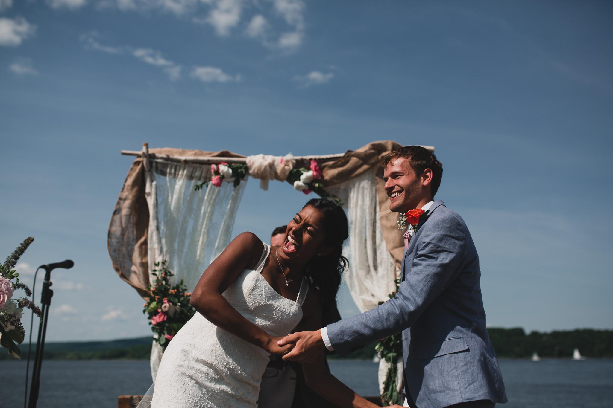 Outdoor wedding monreal