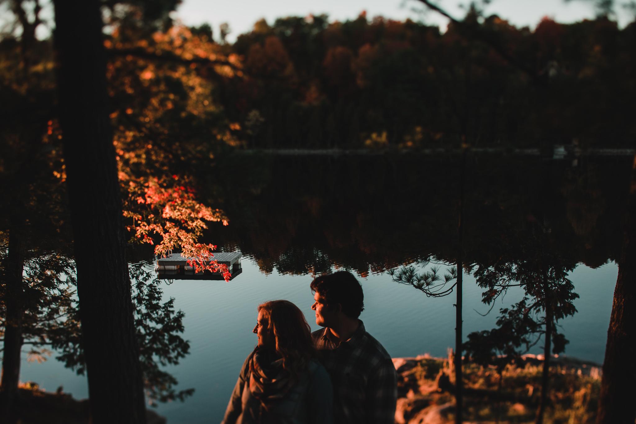 Fall Engagement session Jonathan Kuhn