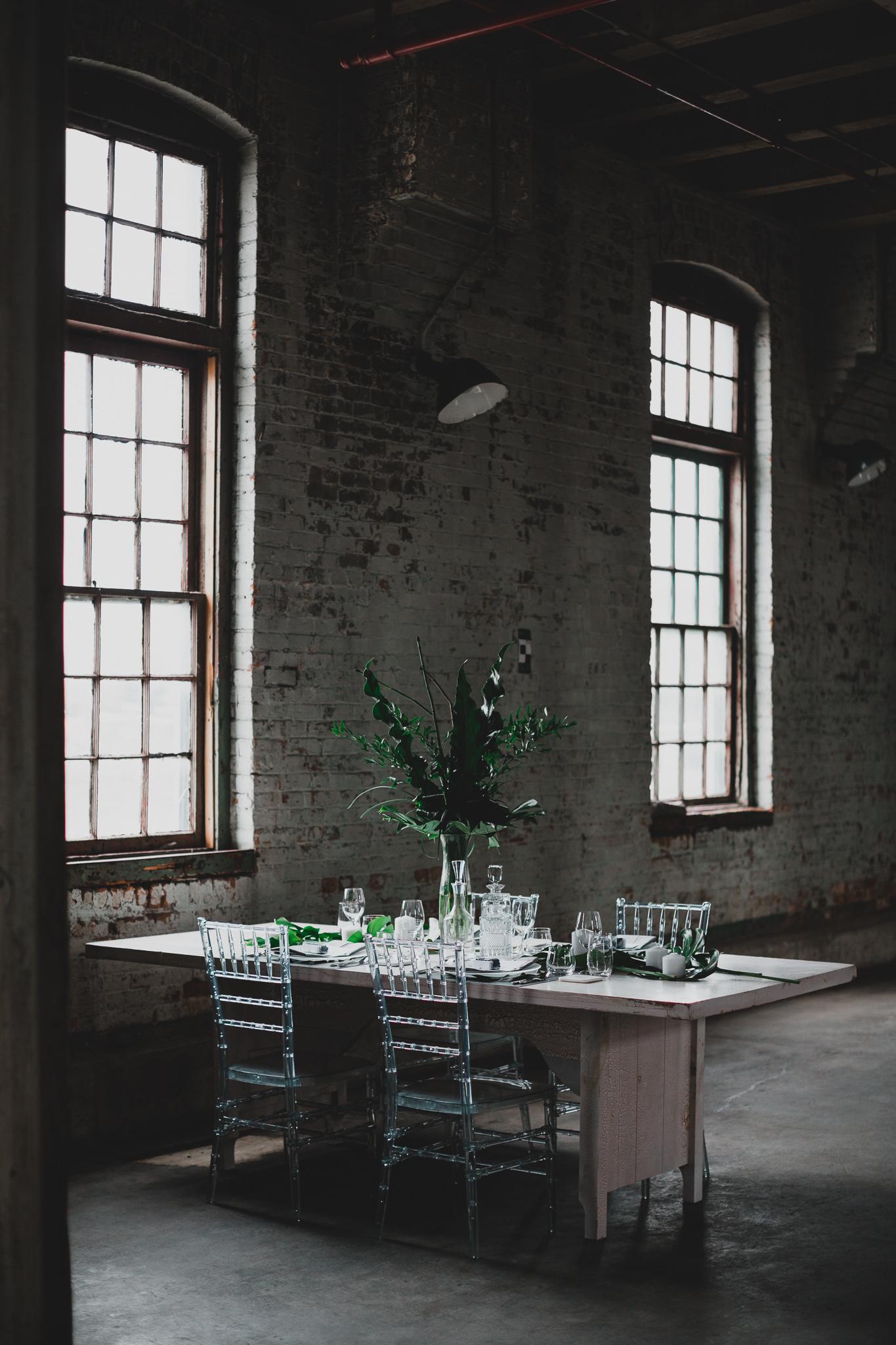 Sleek, Modern Weddings in Ottawa at Zibi