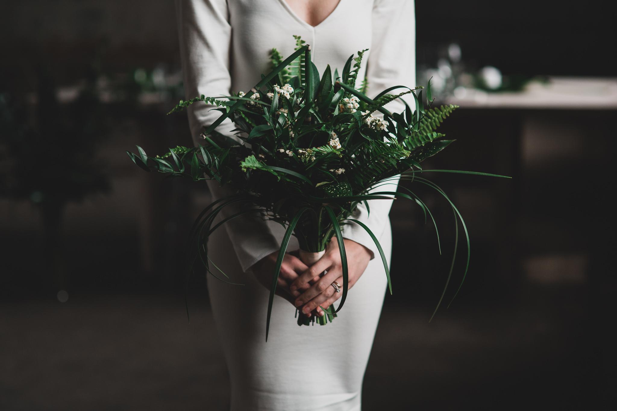Flowers Talk Tivoli Modern Weddings in Ottawa