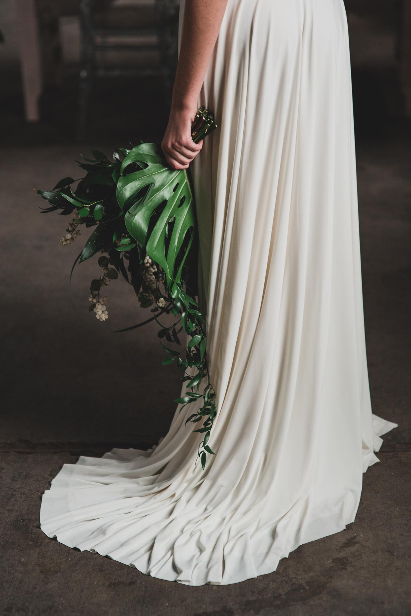 Wrinkle-free Wedding Dresses, The Handmade Bride
