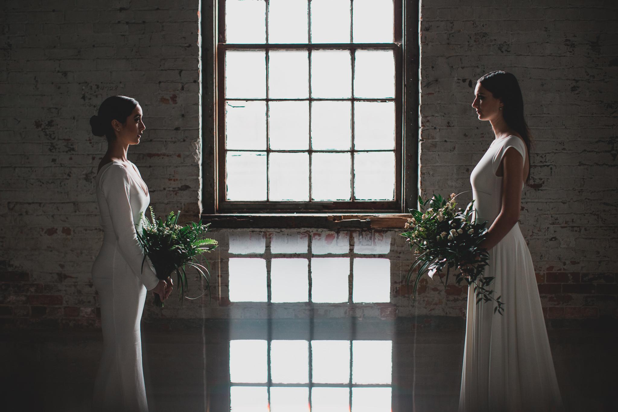 Creative, artsy wedding photographs in Ottawa and Eastern Ontario