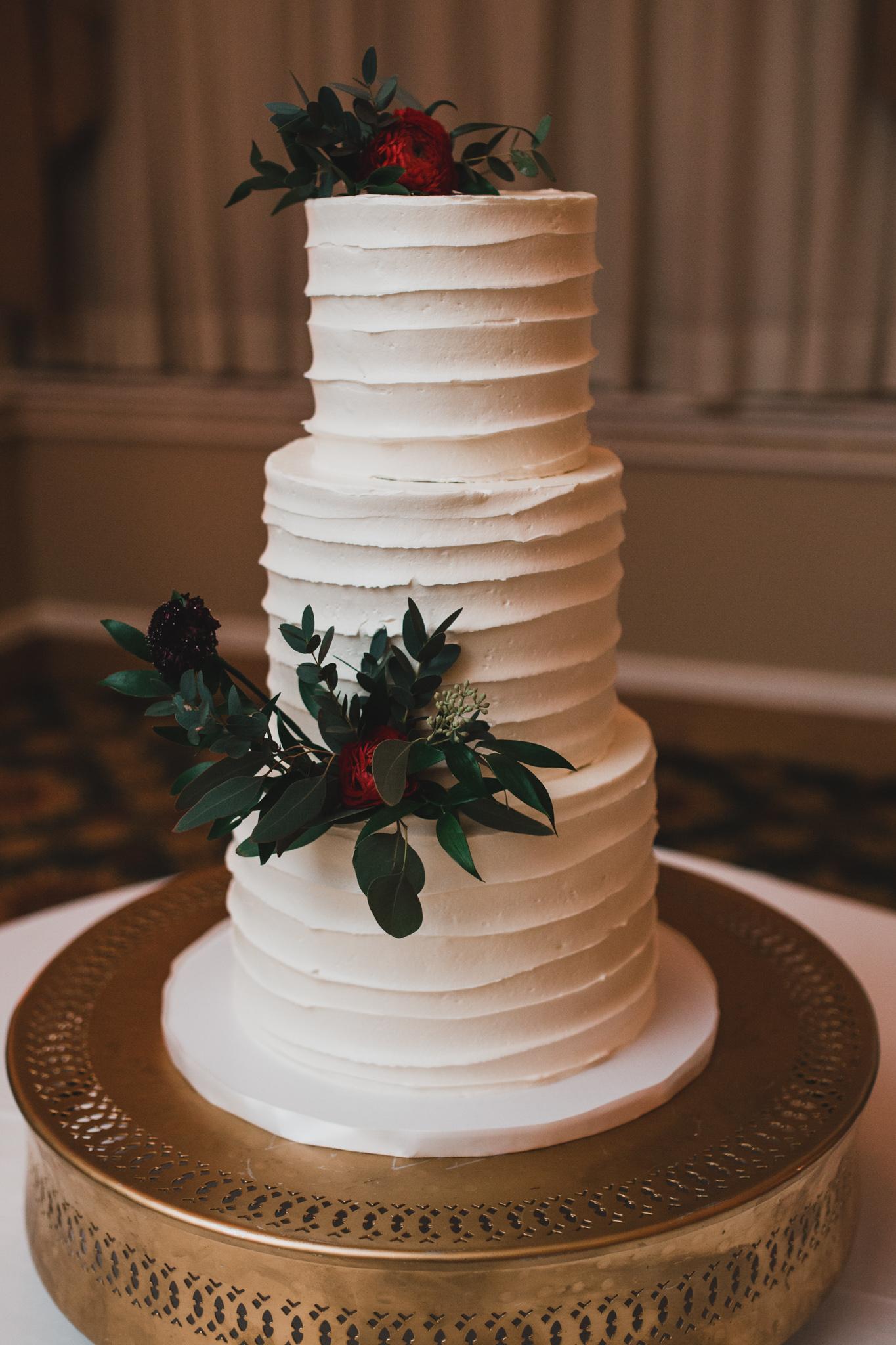 ThimbleCakes Wedding Cake
