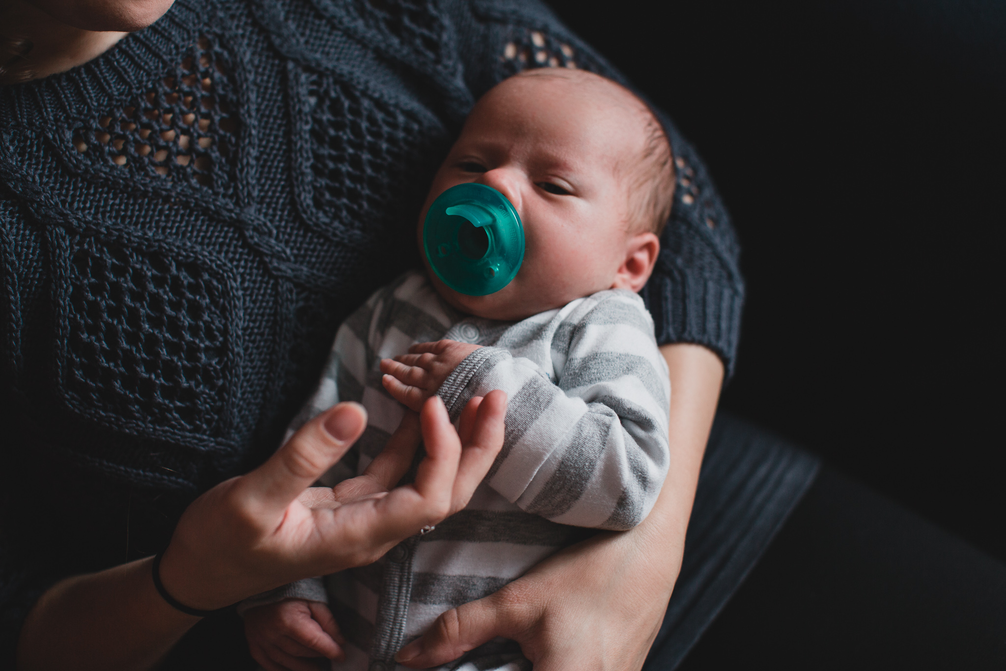 Natural, candid Newborn baby photos