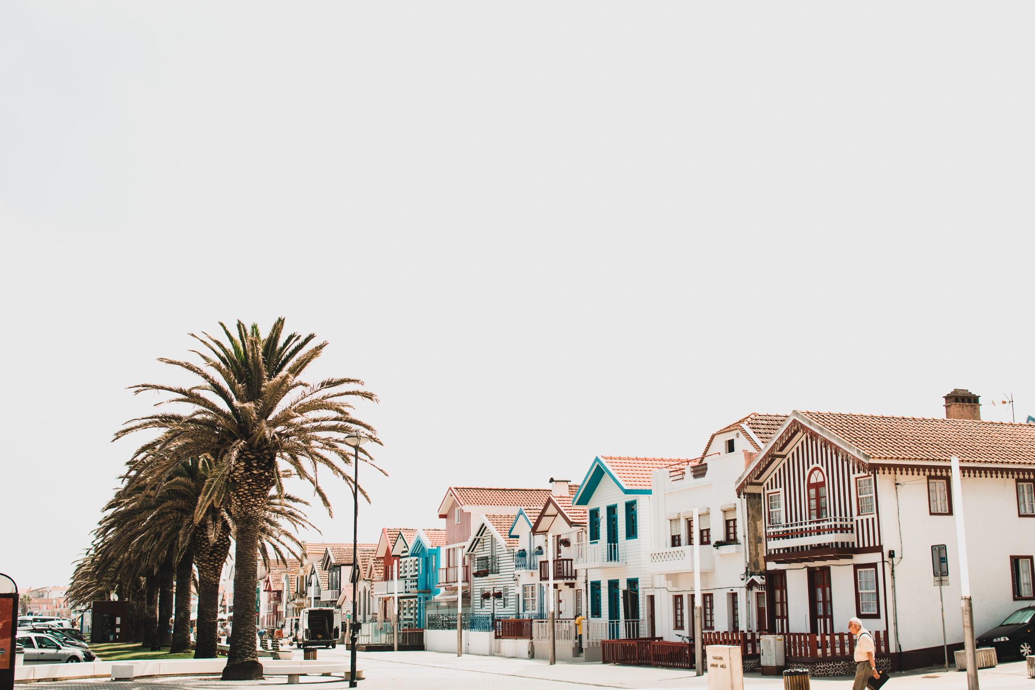 Costa Nova Portugal