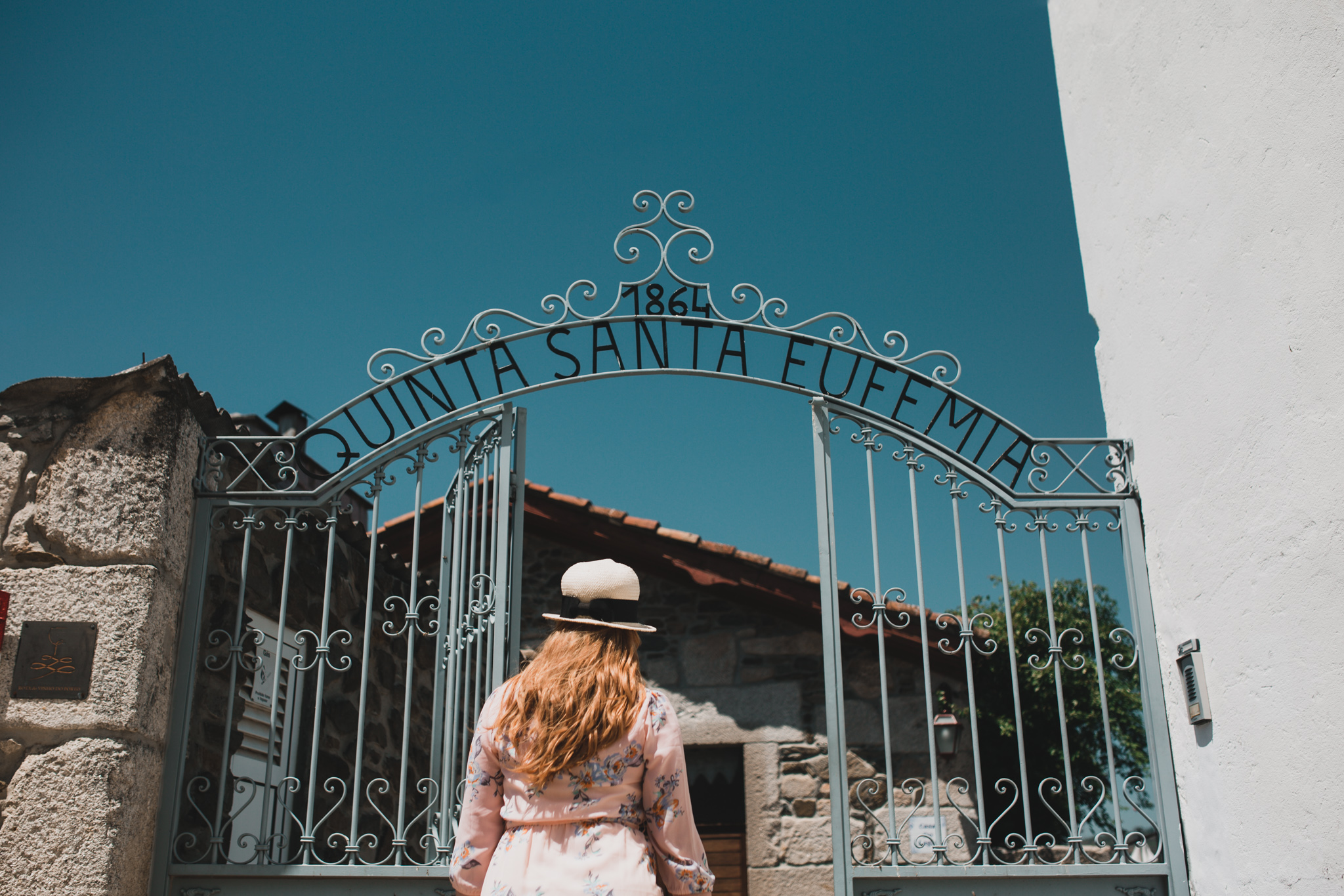 Quinta Santa Eufemia - Port Tasting - Duoro Valley
