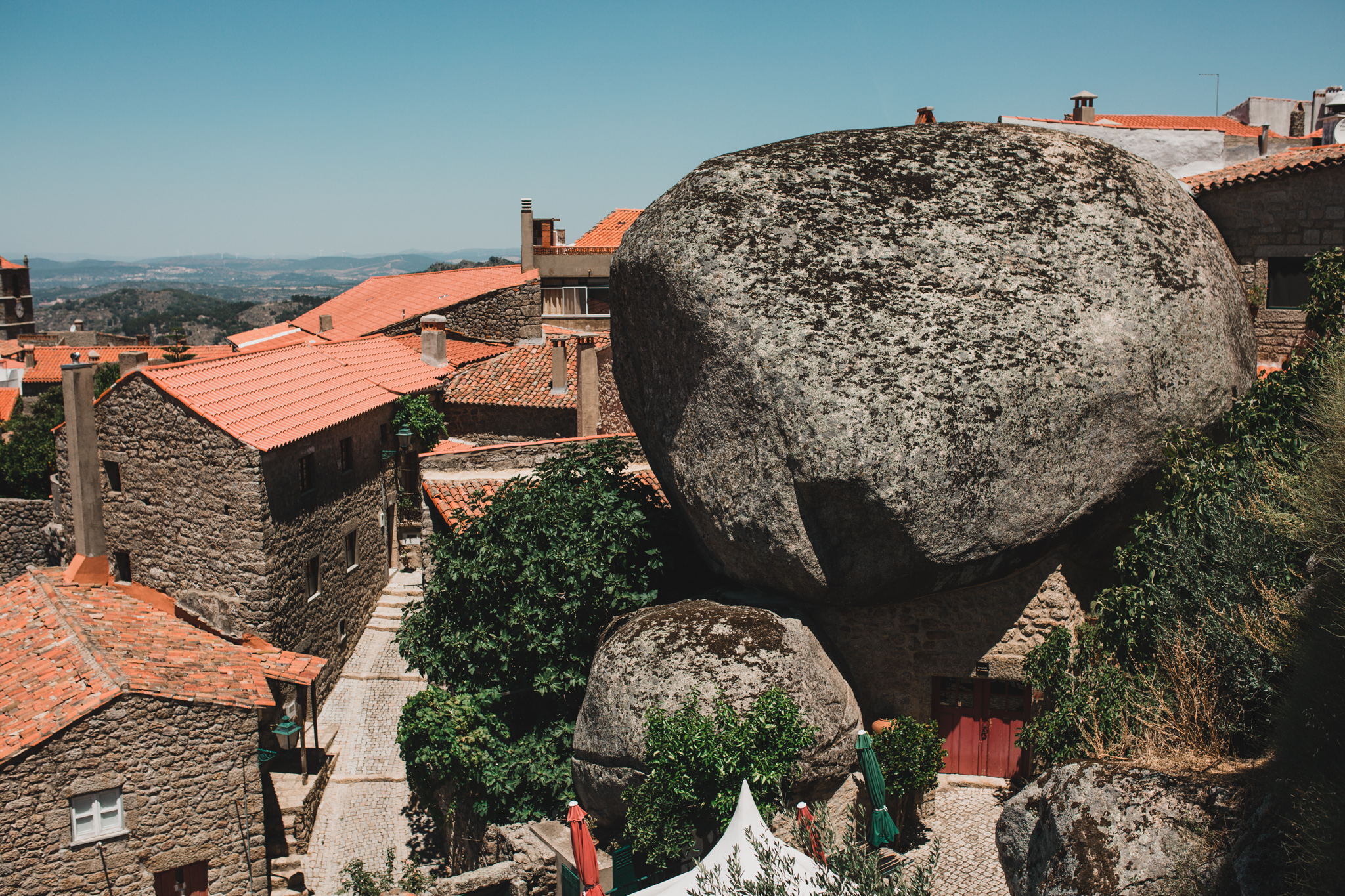 Monsanto, Portugal - Best Medieval Town, Picturesque boulders