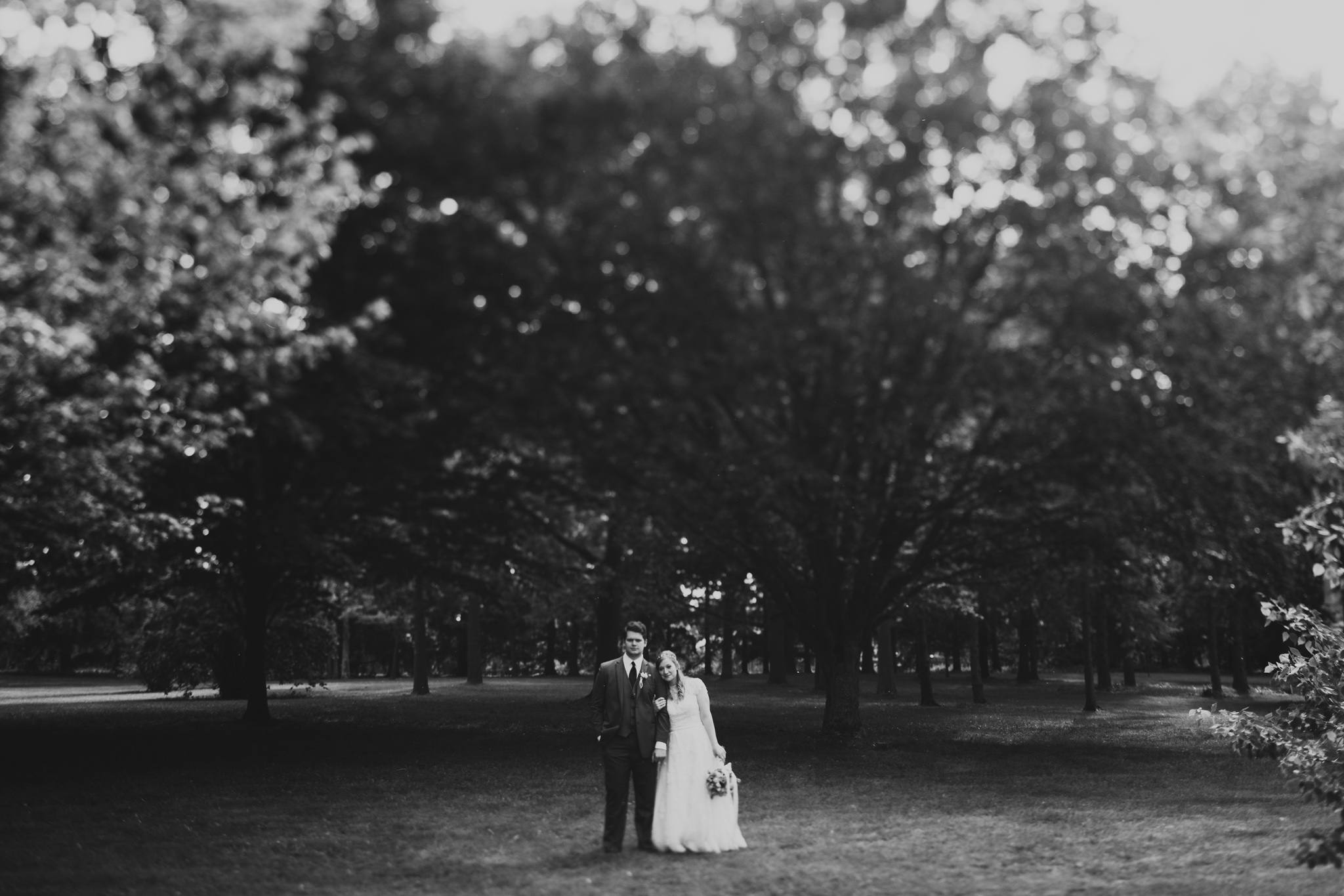 Jonathan Kuhn Moody Wedding Portraits