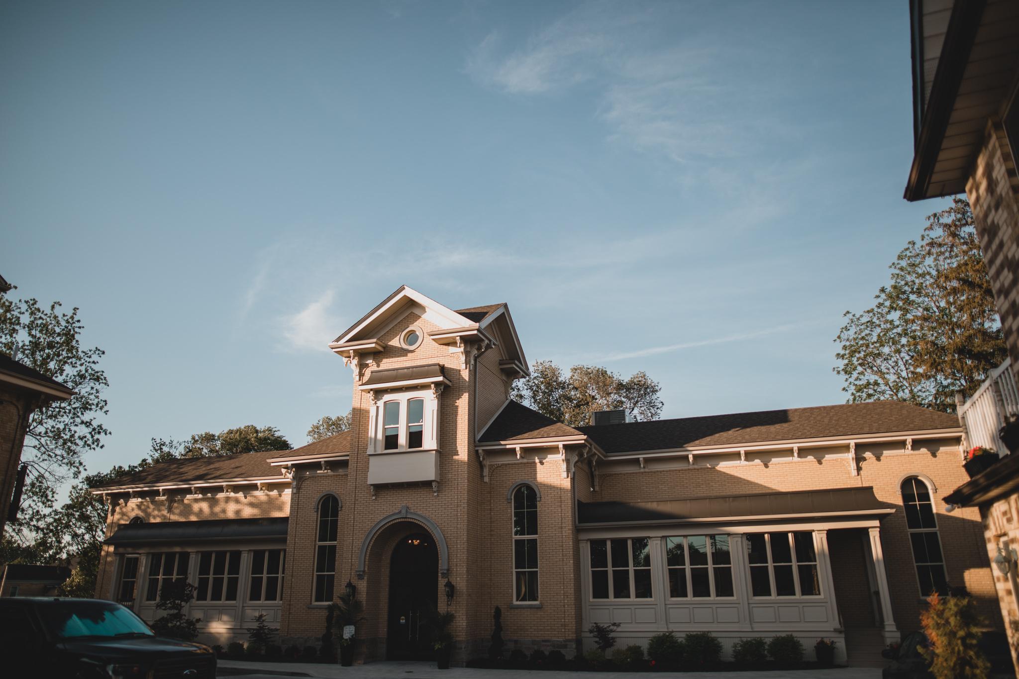 New Hamburg Wedding Venue Puddicombe House