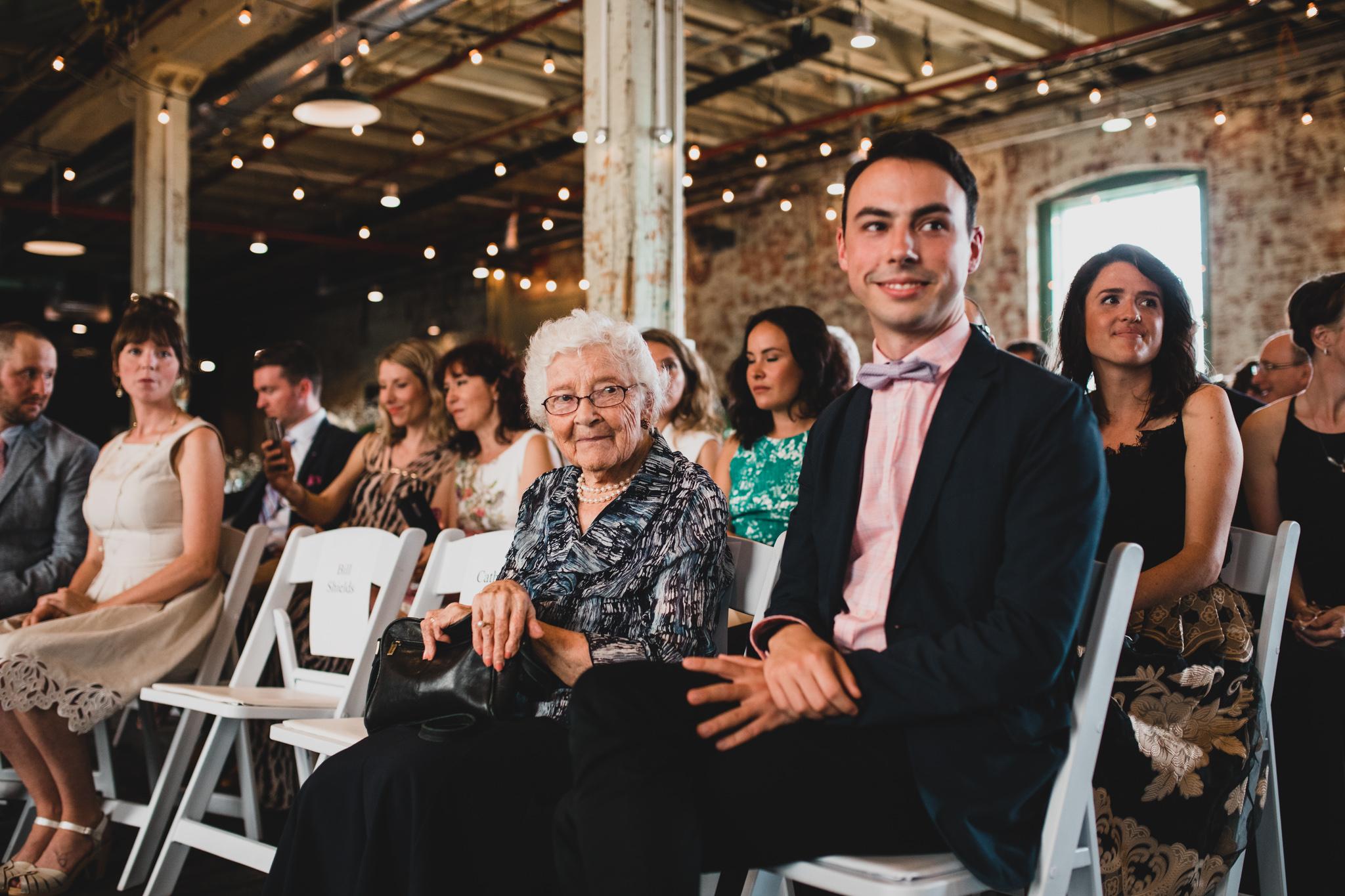 Zibi Wedding Ceremony