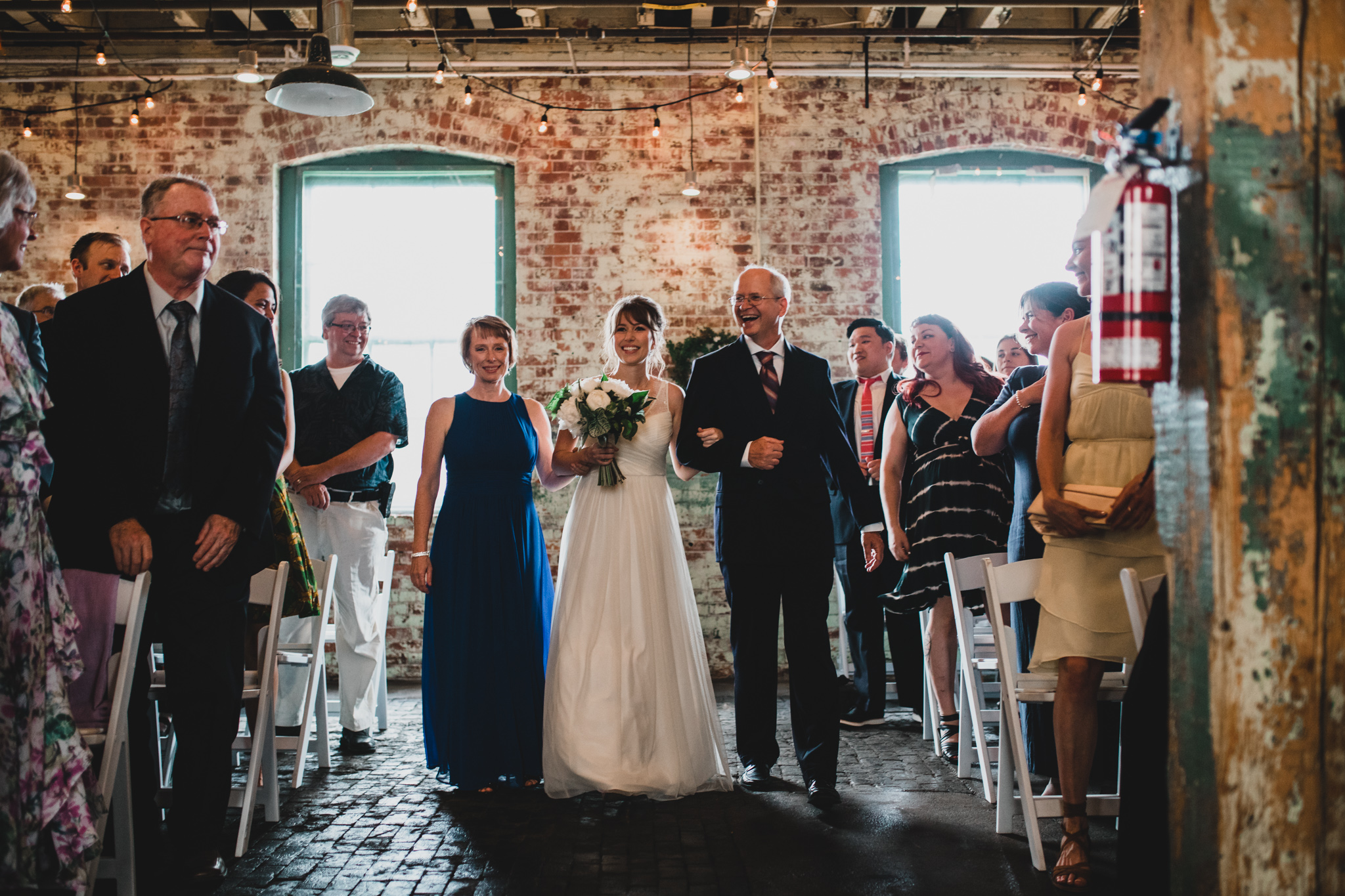 Industrial Wedding in Ottawa Ontario