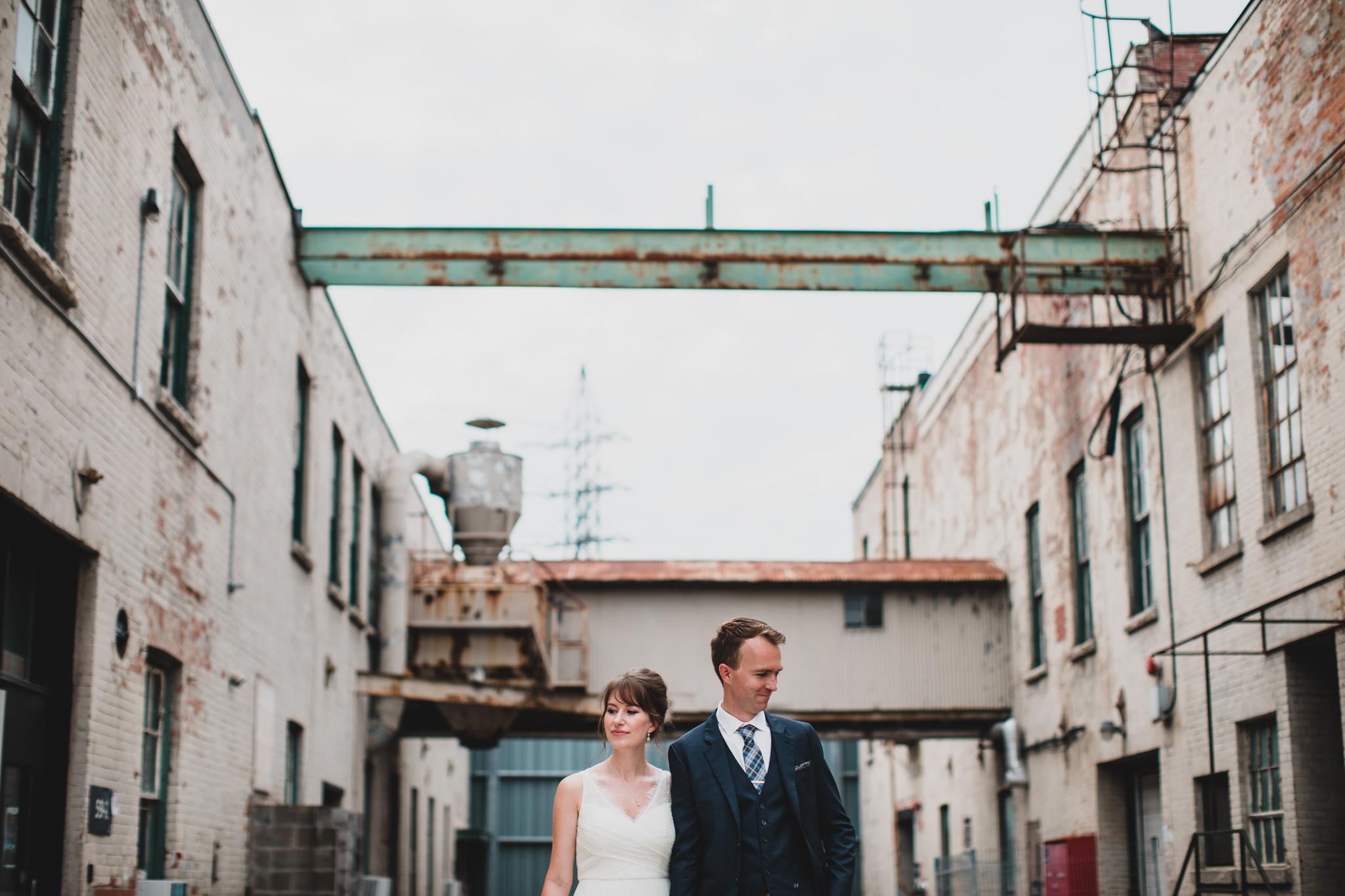 Ottawa Wedding Hipster Alternative Photography