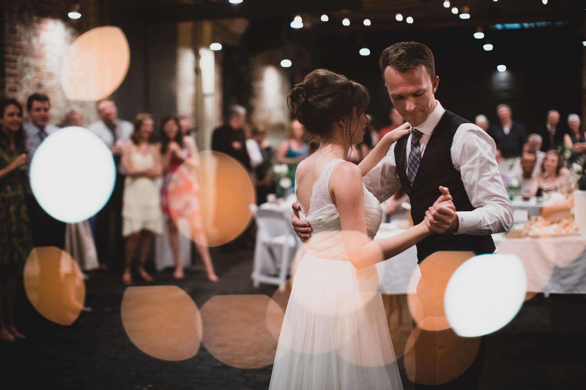 Artistic Wedding Photo in Ontario