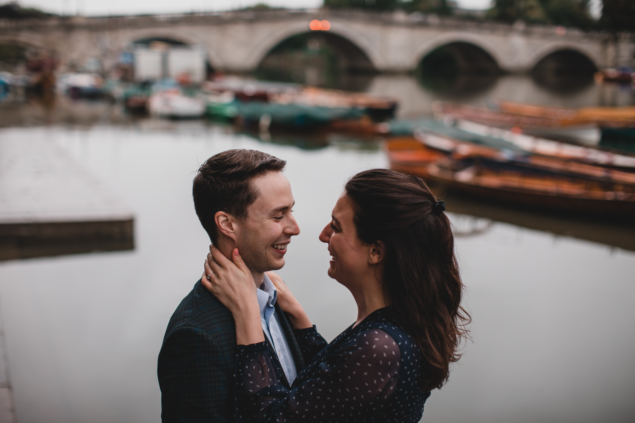 British Engagement Photographer