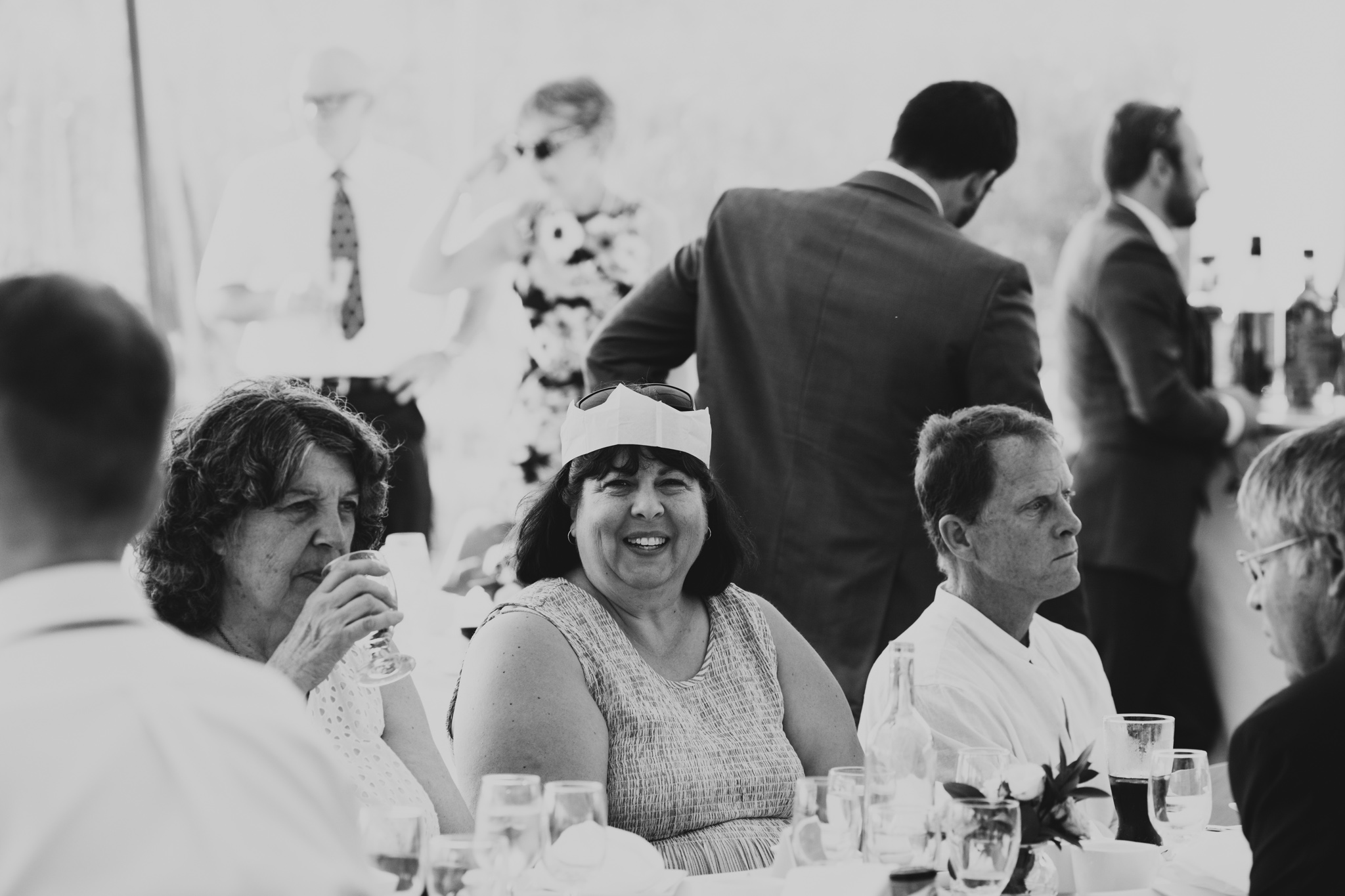 Candid wedding images